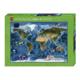 Heye Puzzle 2000: Satellite Map