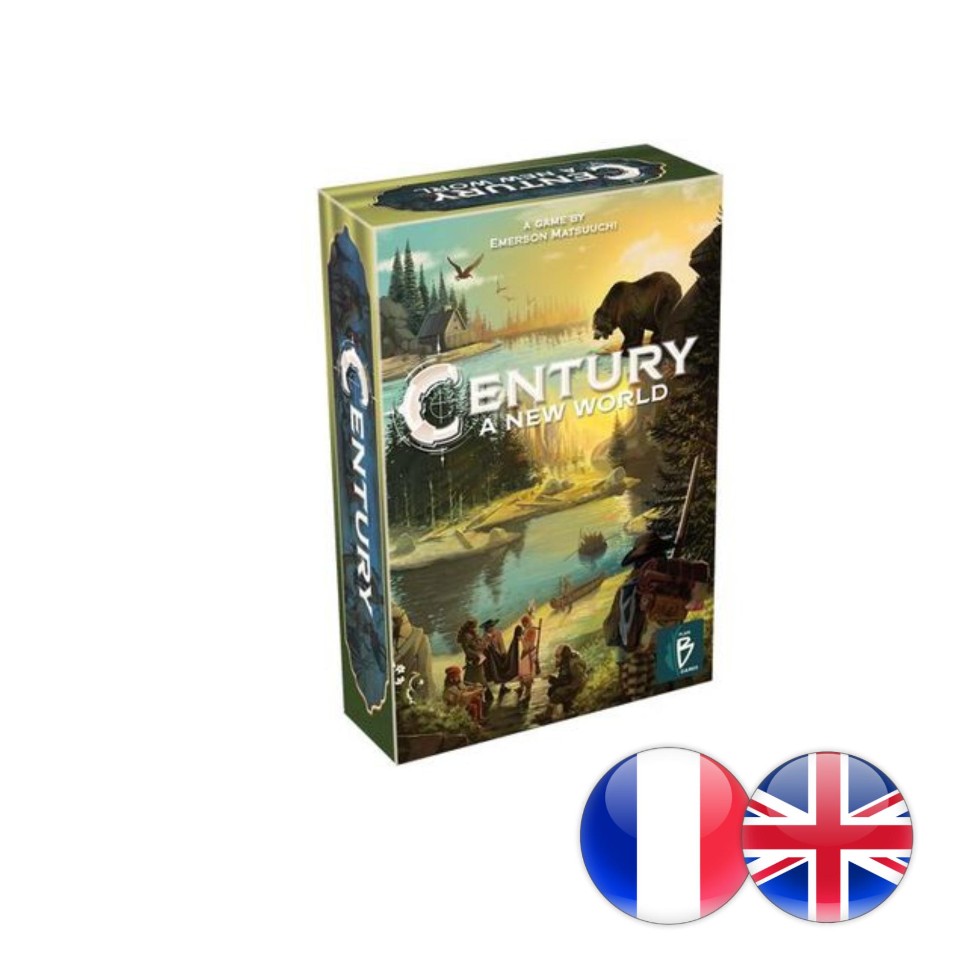 Plan B Century: A New World (multi)