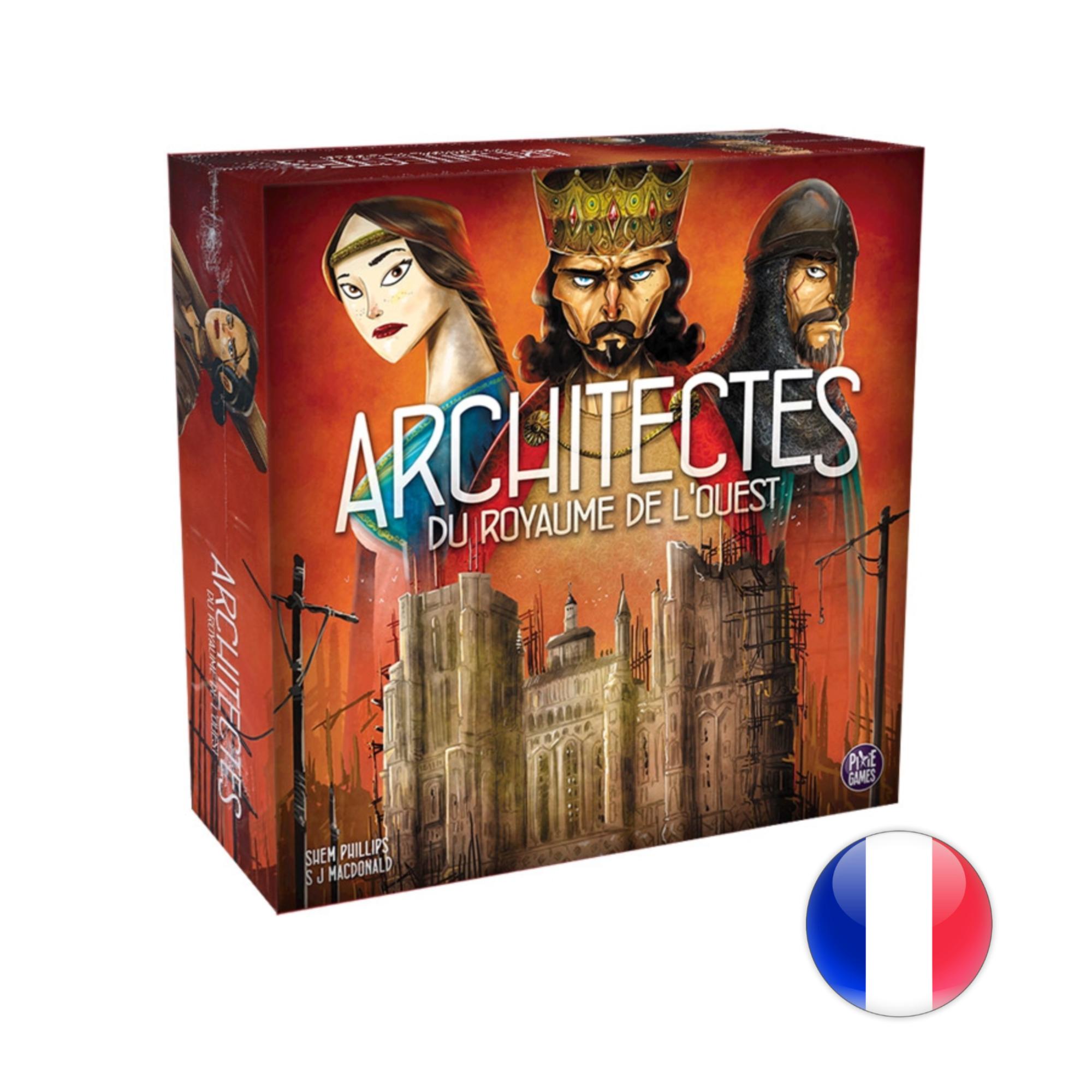 PixieGames Architectes du Royaume de l'Ouest