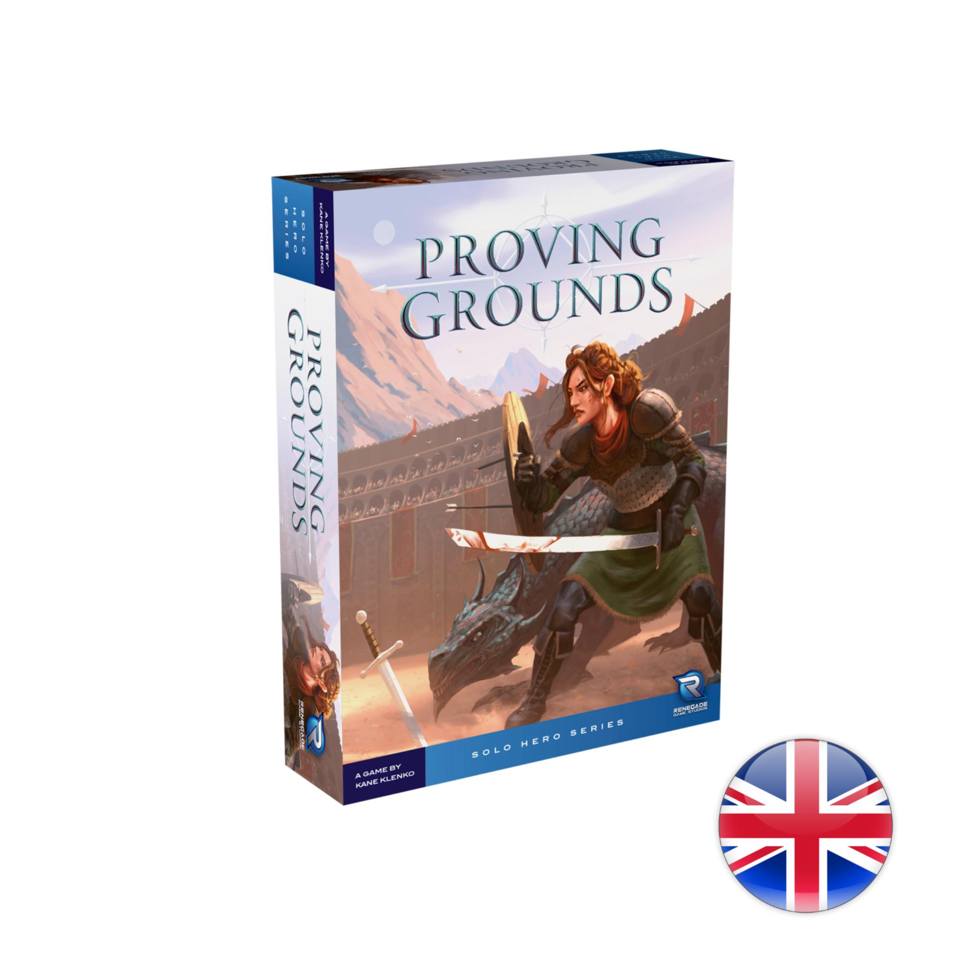Renegade Proving Grounds