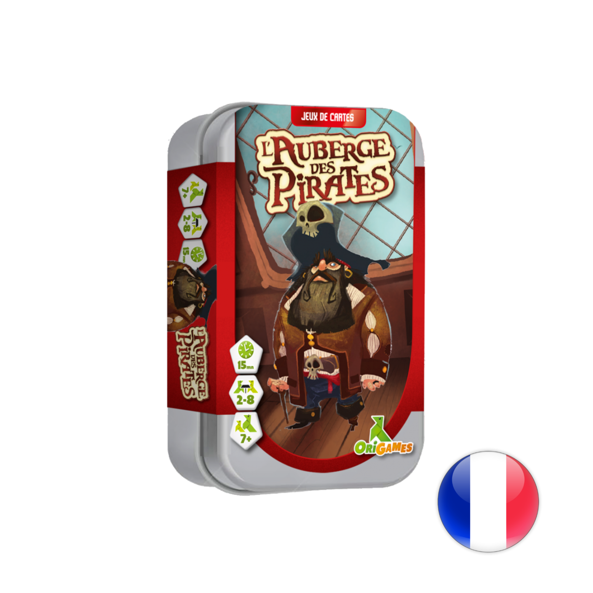 Origames L'Auberge des Pirates