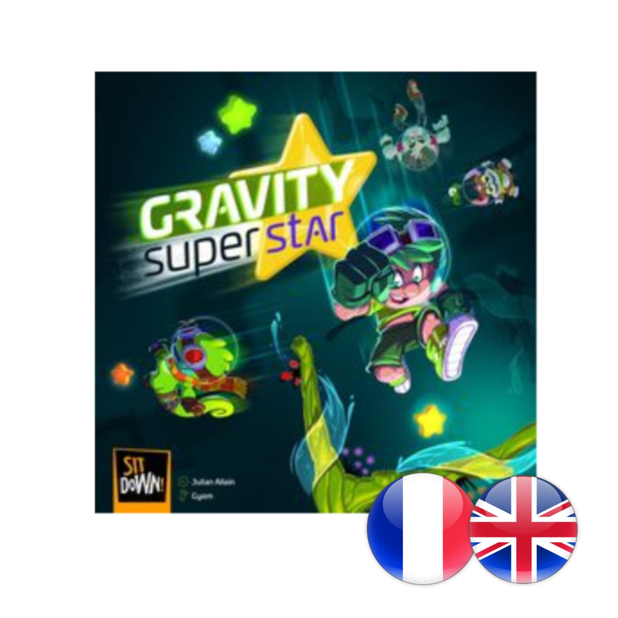 Sit Down! Games Gravity Superstar