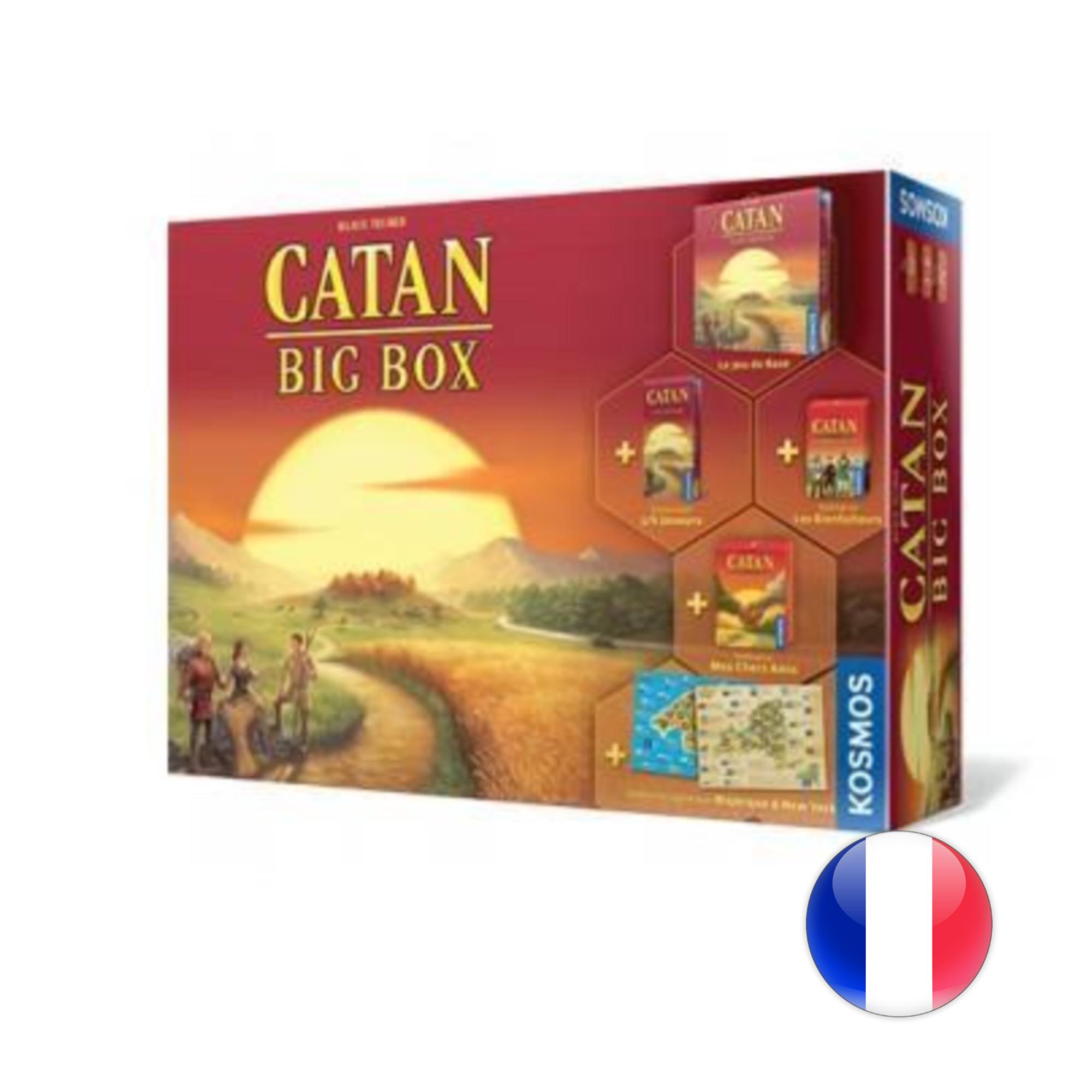 Kosmos Catan - Big Box VF