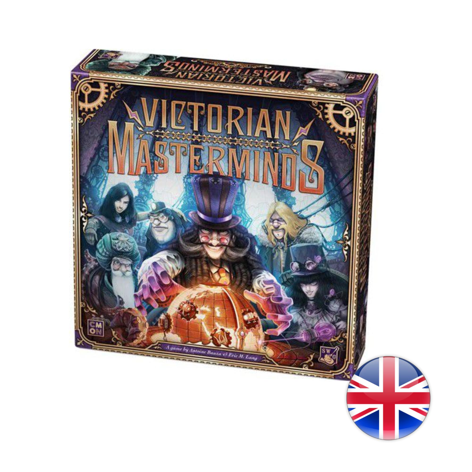 CMON Limited Victorian Mastermind