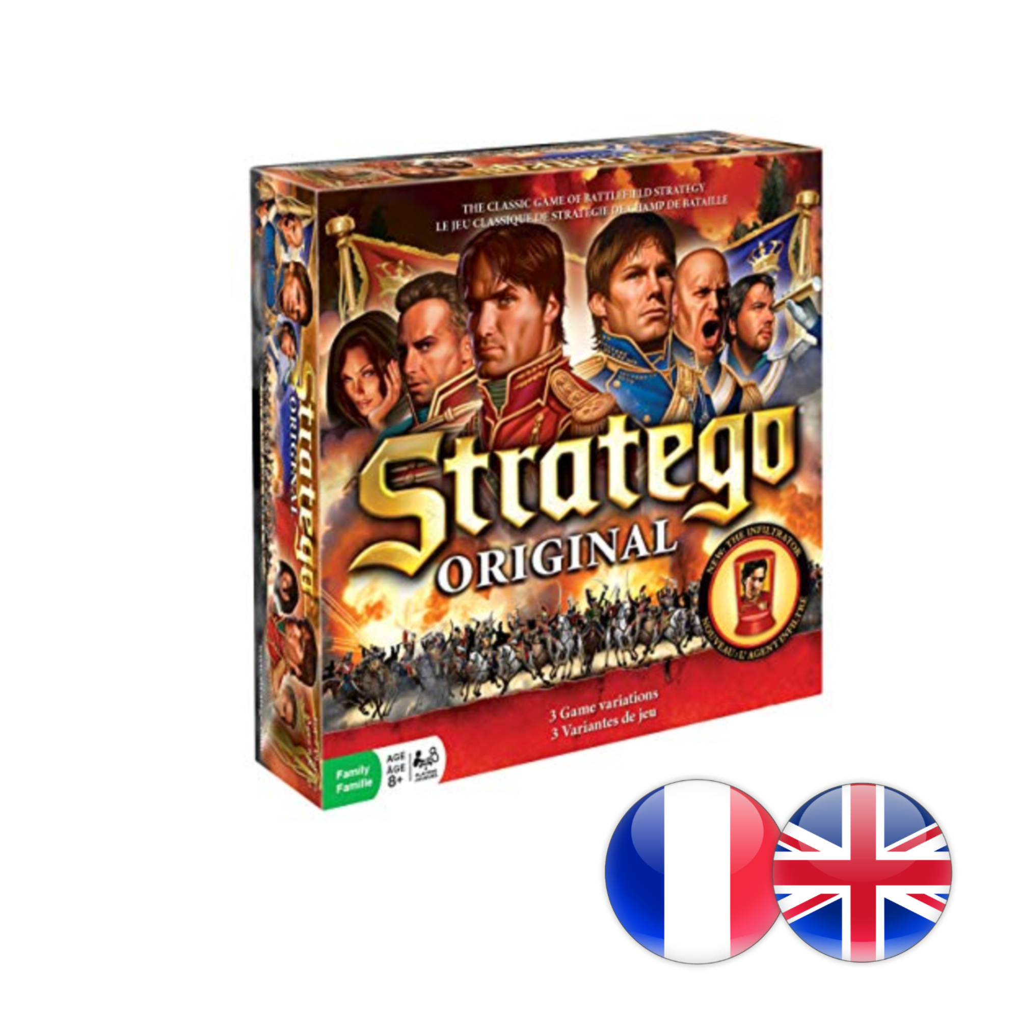 Patch Stratego Original (multi)