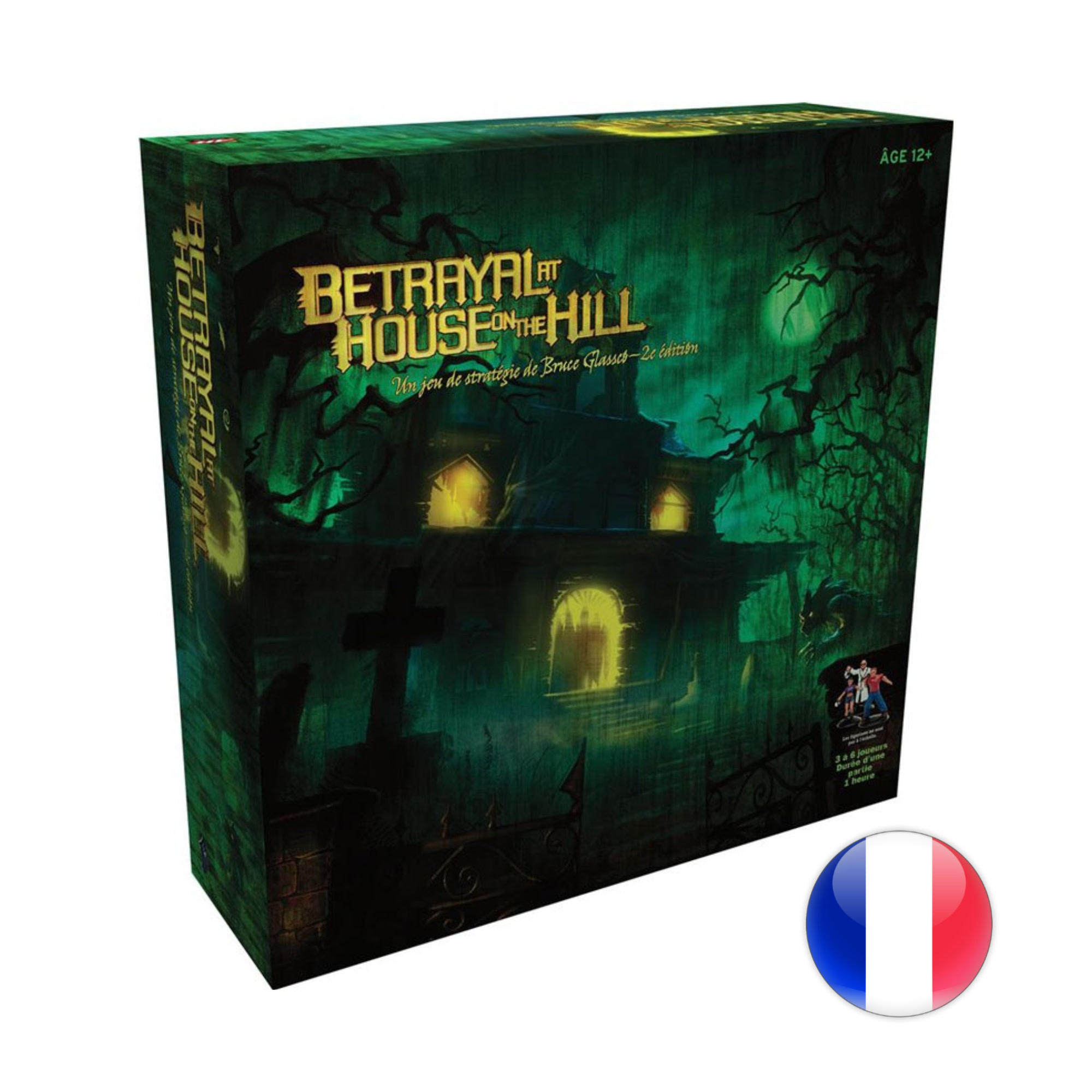Avalon Hill Betrayal at House on the Hill VF