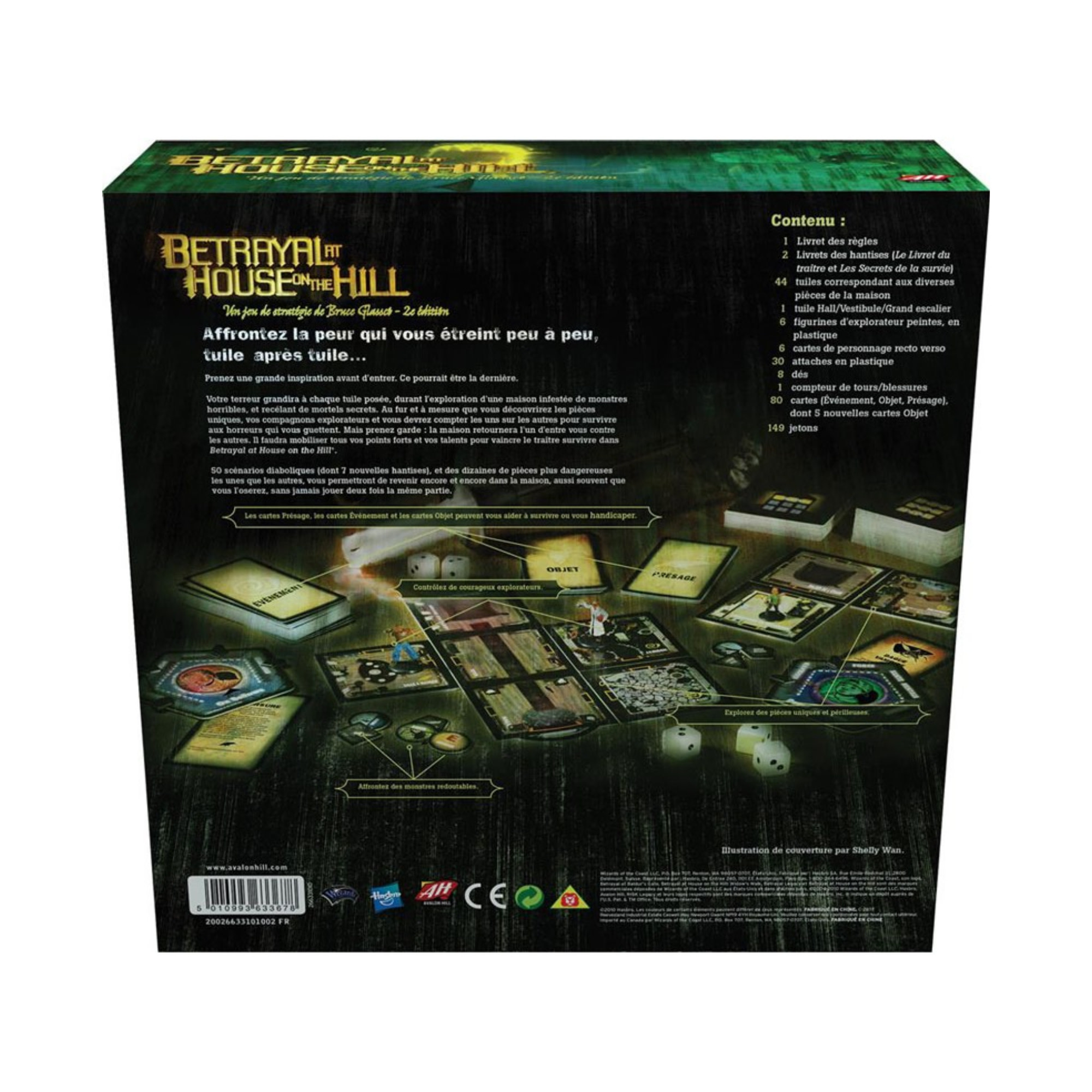 Betrayal at the House on the Hill VF
