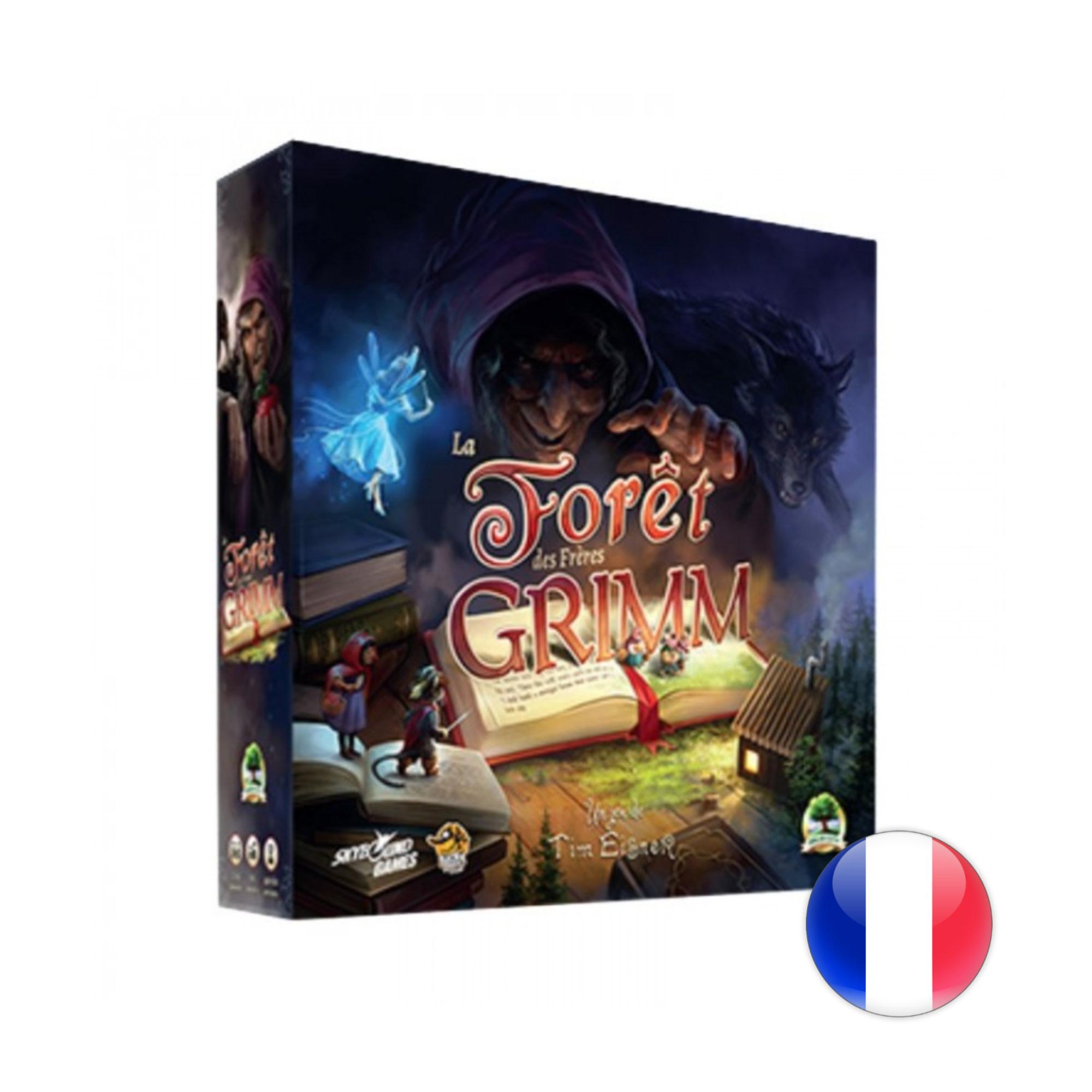 Lucky Duck Games La Forêt des Frères Grimm