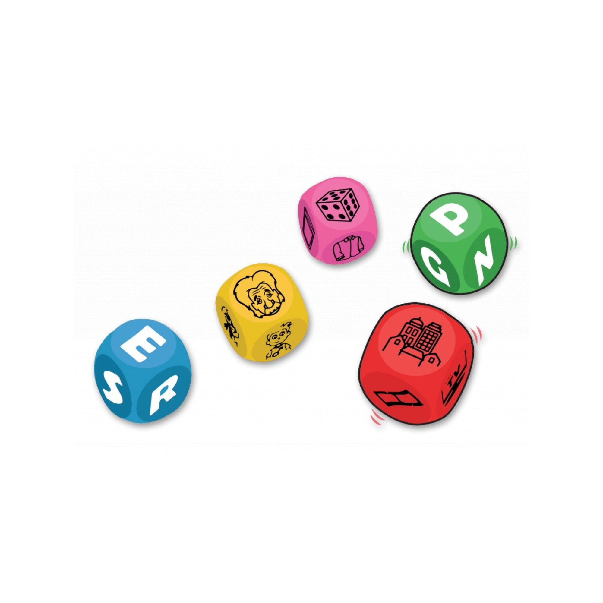 Blue Orange Dice Academy (multi)