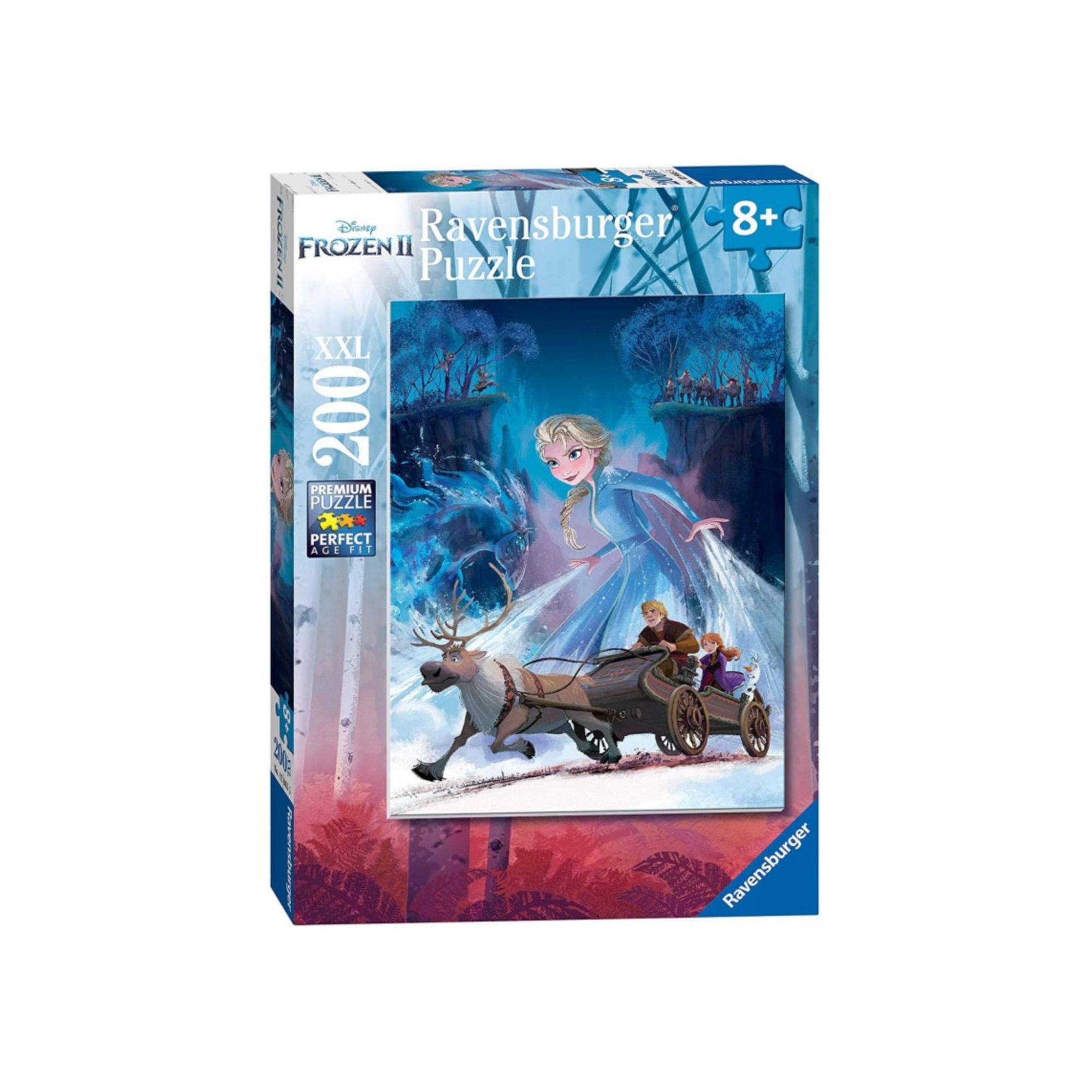 Ravensburger Puzzle XXL 200: Frozen II