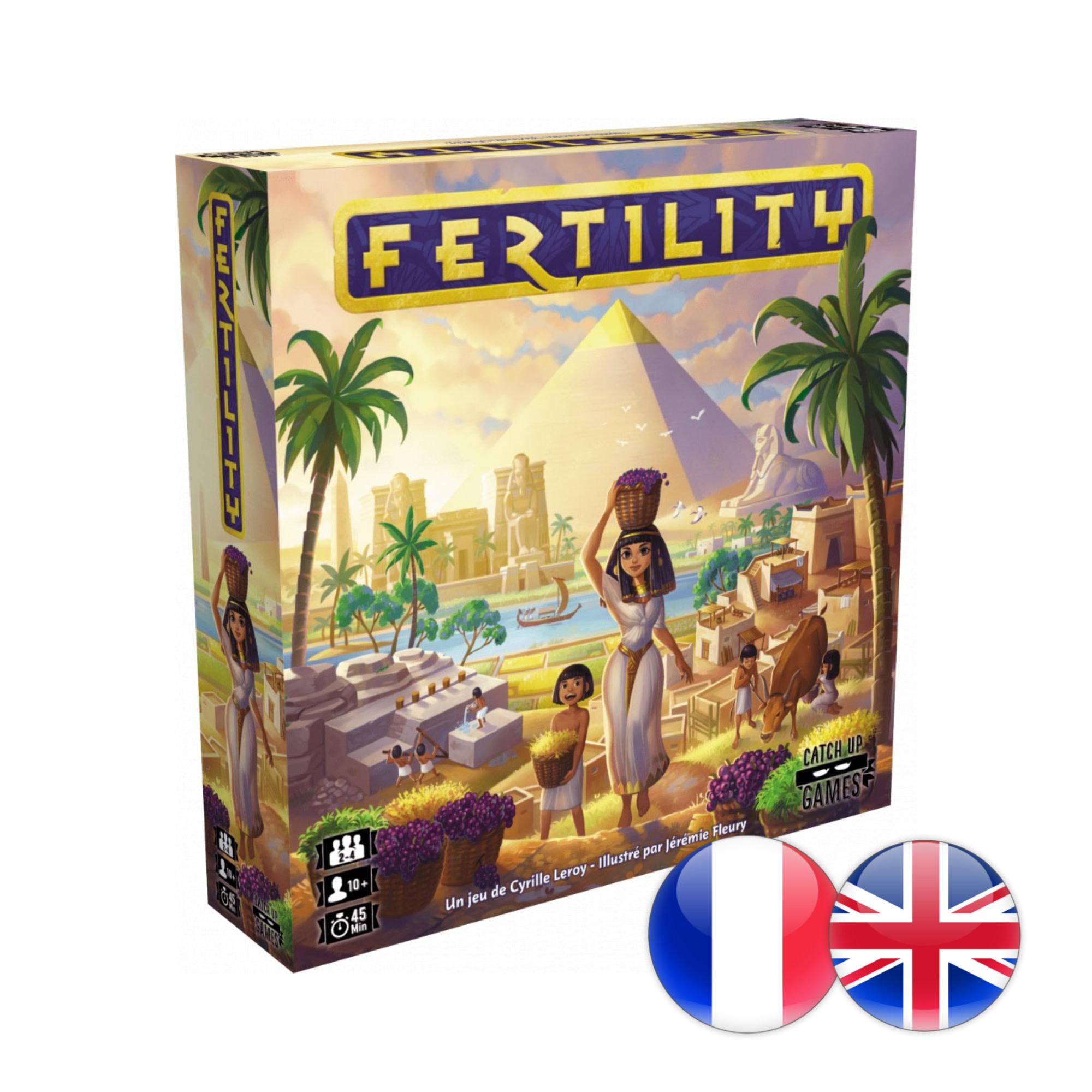 Catch Up Games Fertility (ML)