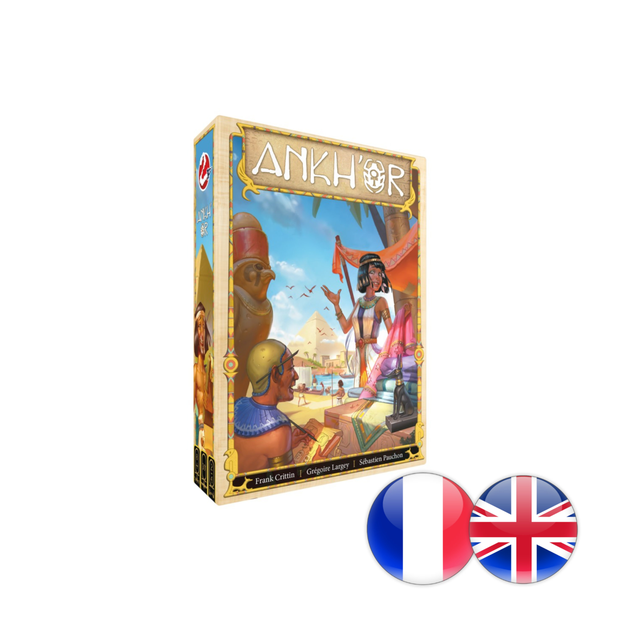 Space Cowboys Ankh'or (Multi)