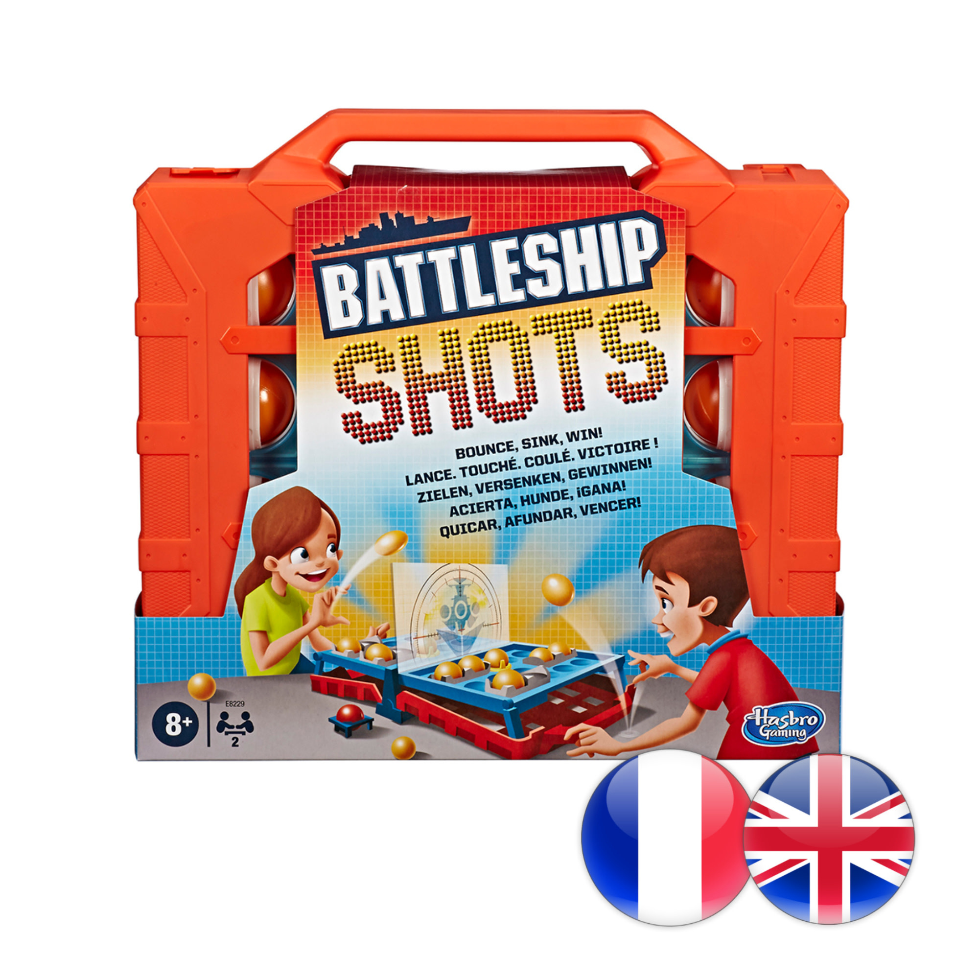 Hasbro Games Battleship Shots (multi)