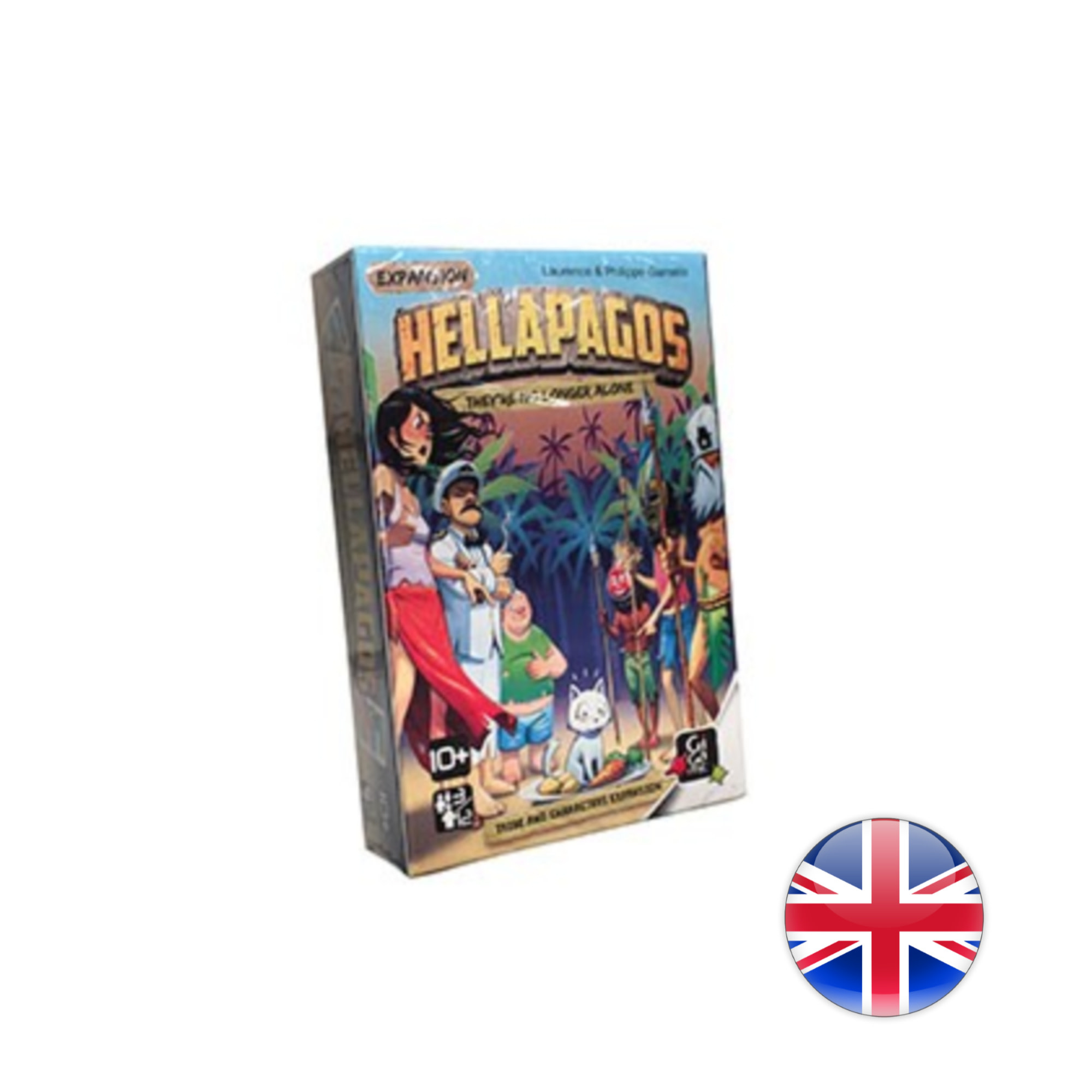 Gigamic Hellapagos - Exp. Tribe & Characters