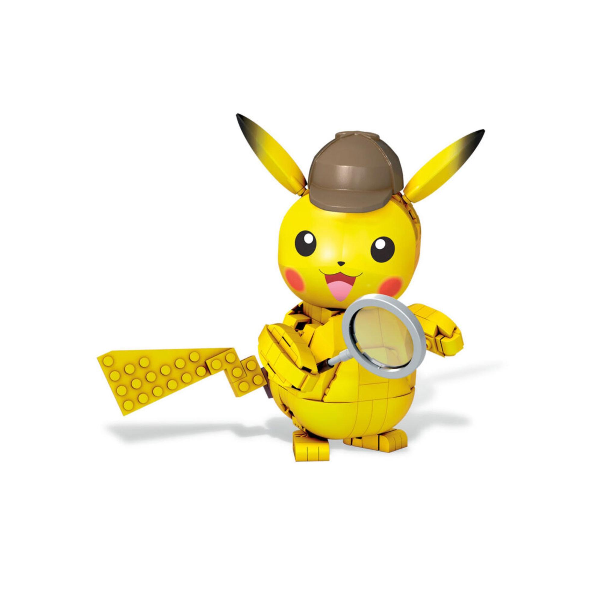 Mattel Inc. Mega Construx - Detective Pikachu Personnage