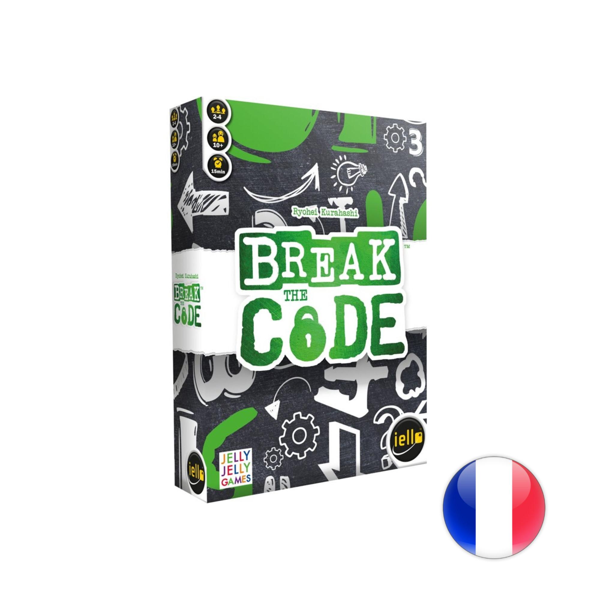IELLO Break the Code VF