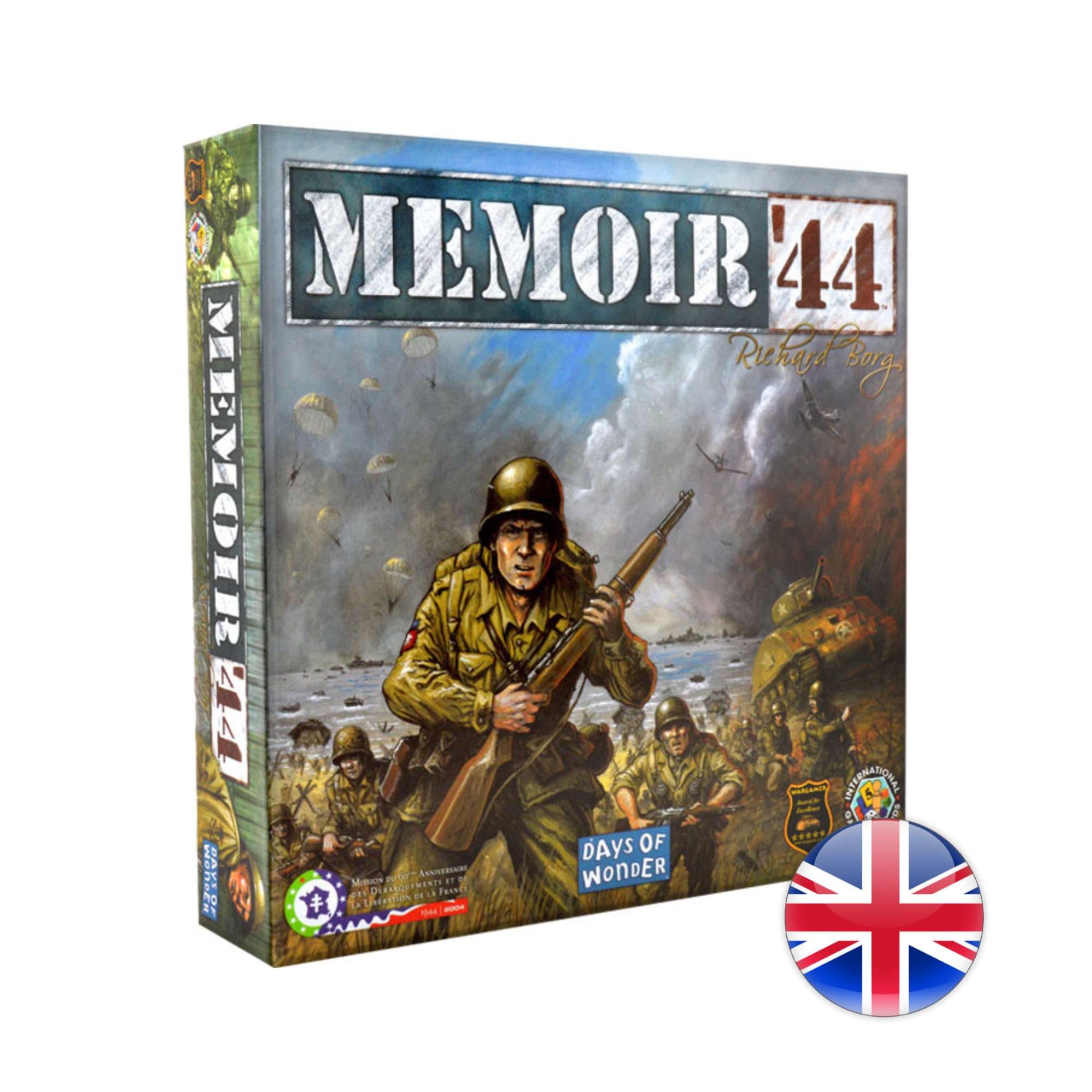 Days of Wonder Memoir '44 VA