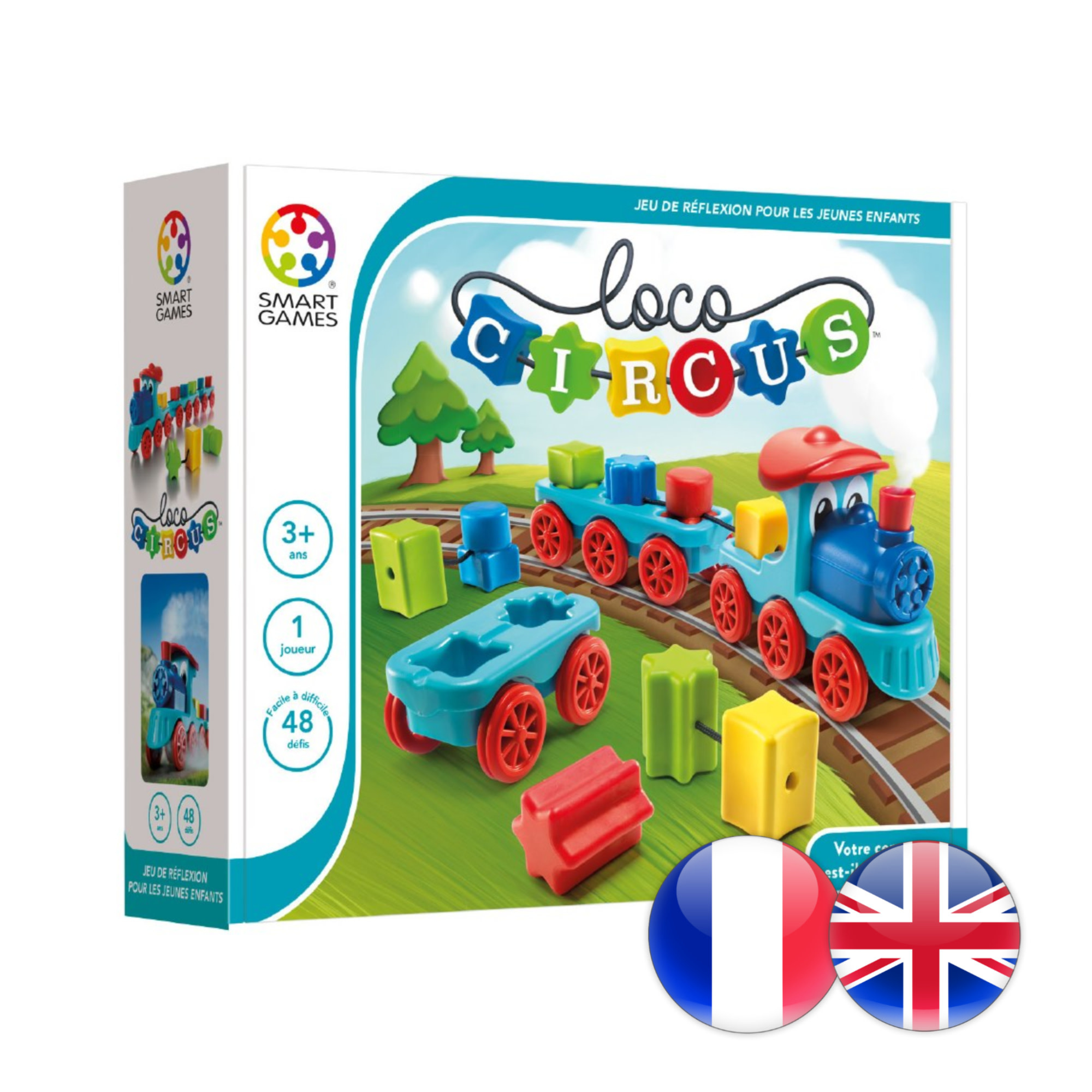 Smart Games Loco Circus (multi)