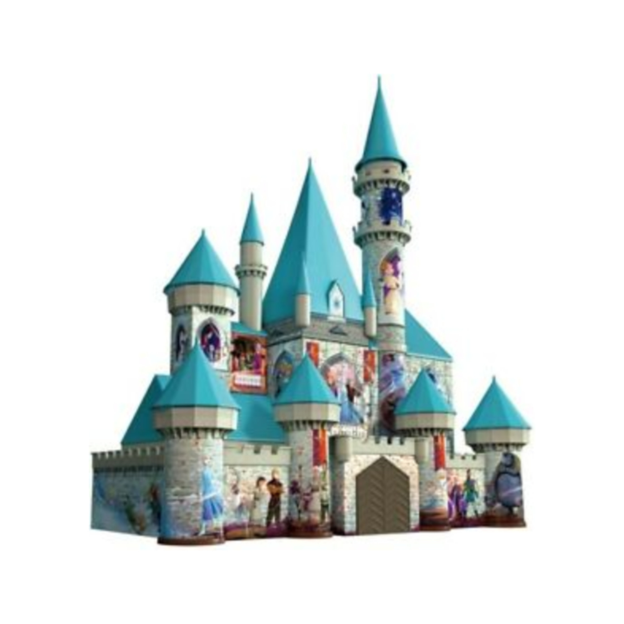 Ravensburger 3D Puzzle 216 - Frozen II