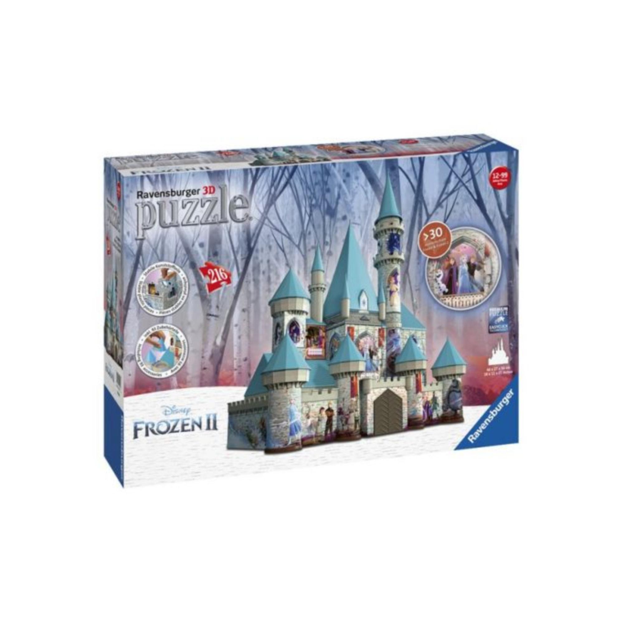 Ravensburger Puzzle 3D 216: Frozen II