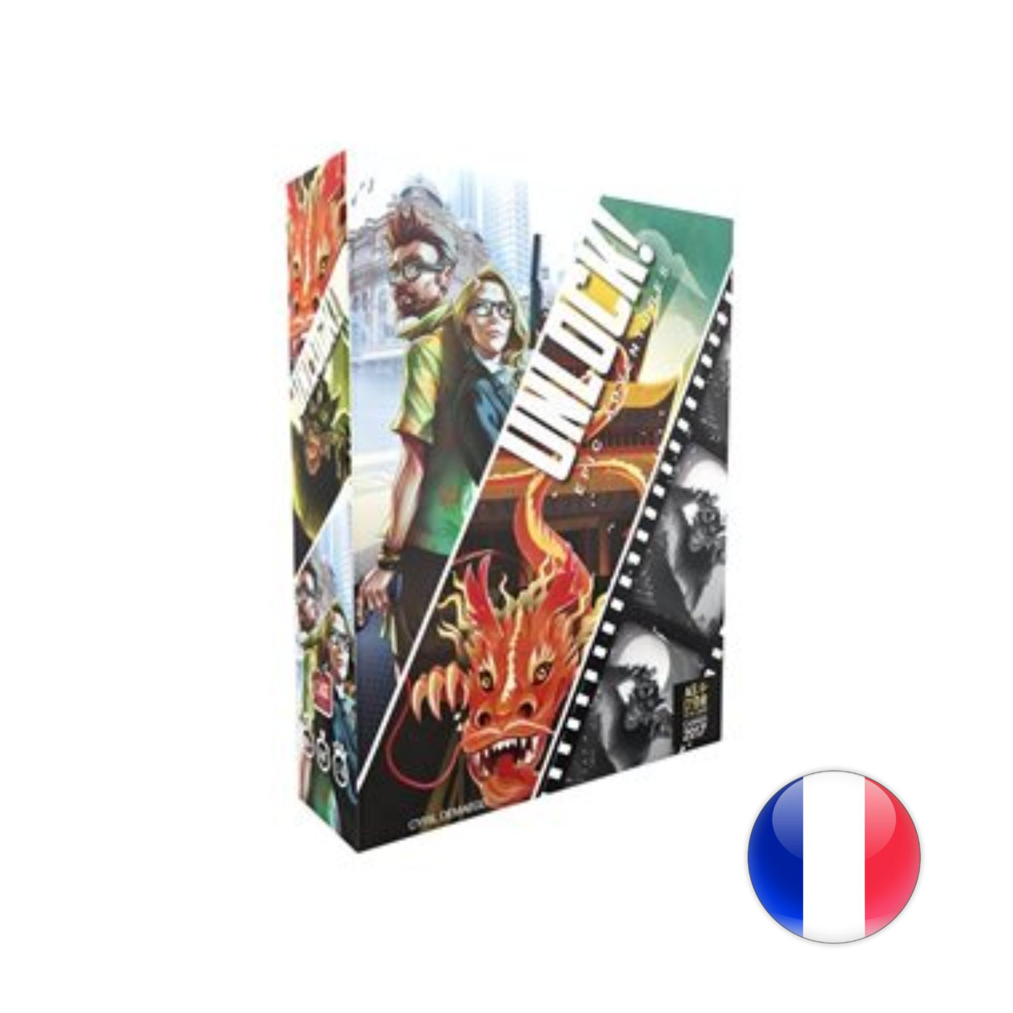 Space Cowboys Unlock! 7 Epic Adventures VF