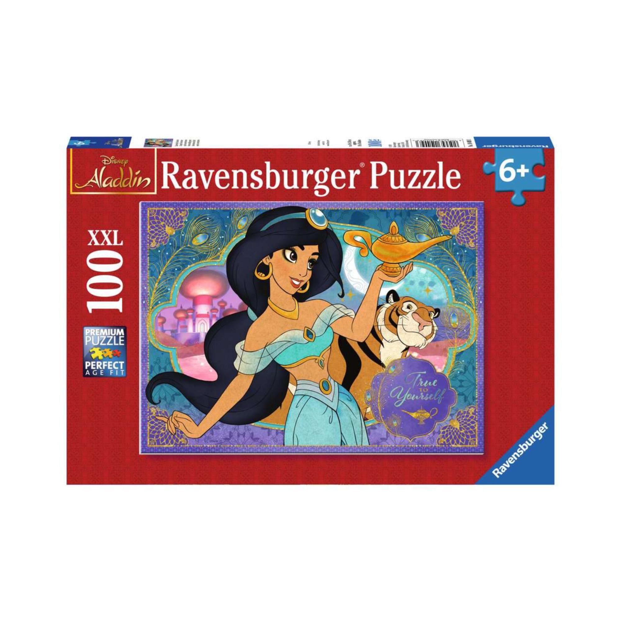Ravensburger Puzzle 100 XXL: Disney Princess Jasmine