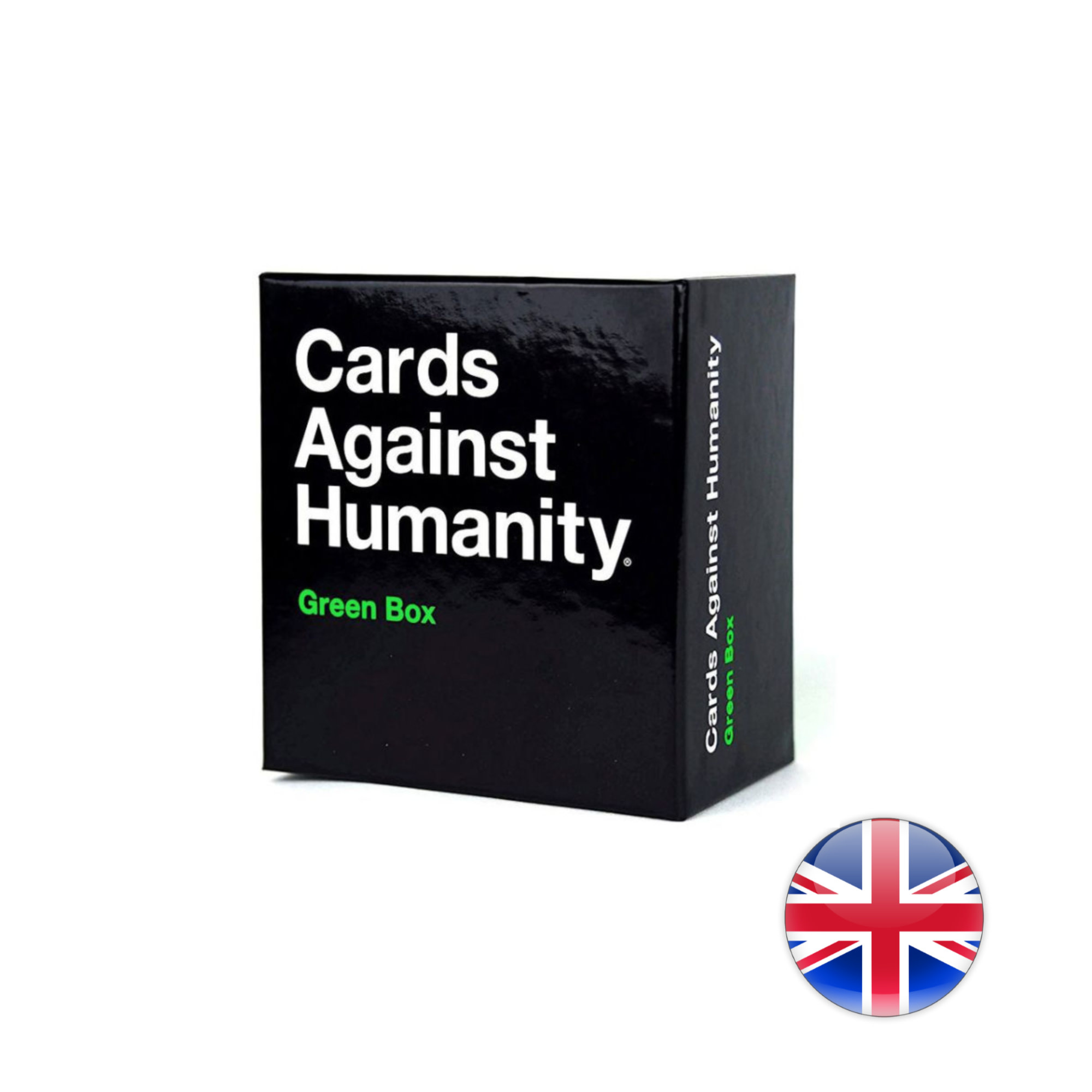 Cards Against Humanity Green