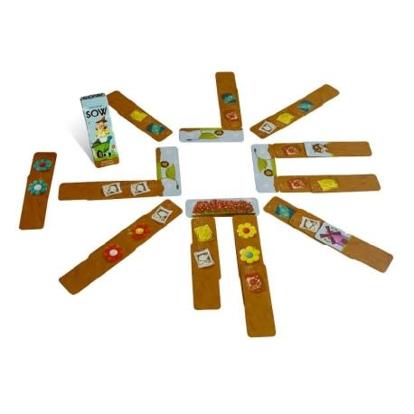 Oya Chewing Game - SOW VF