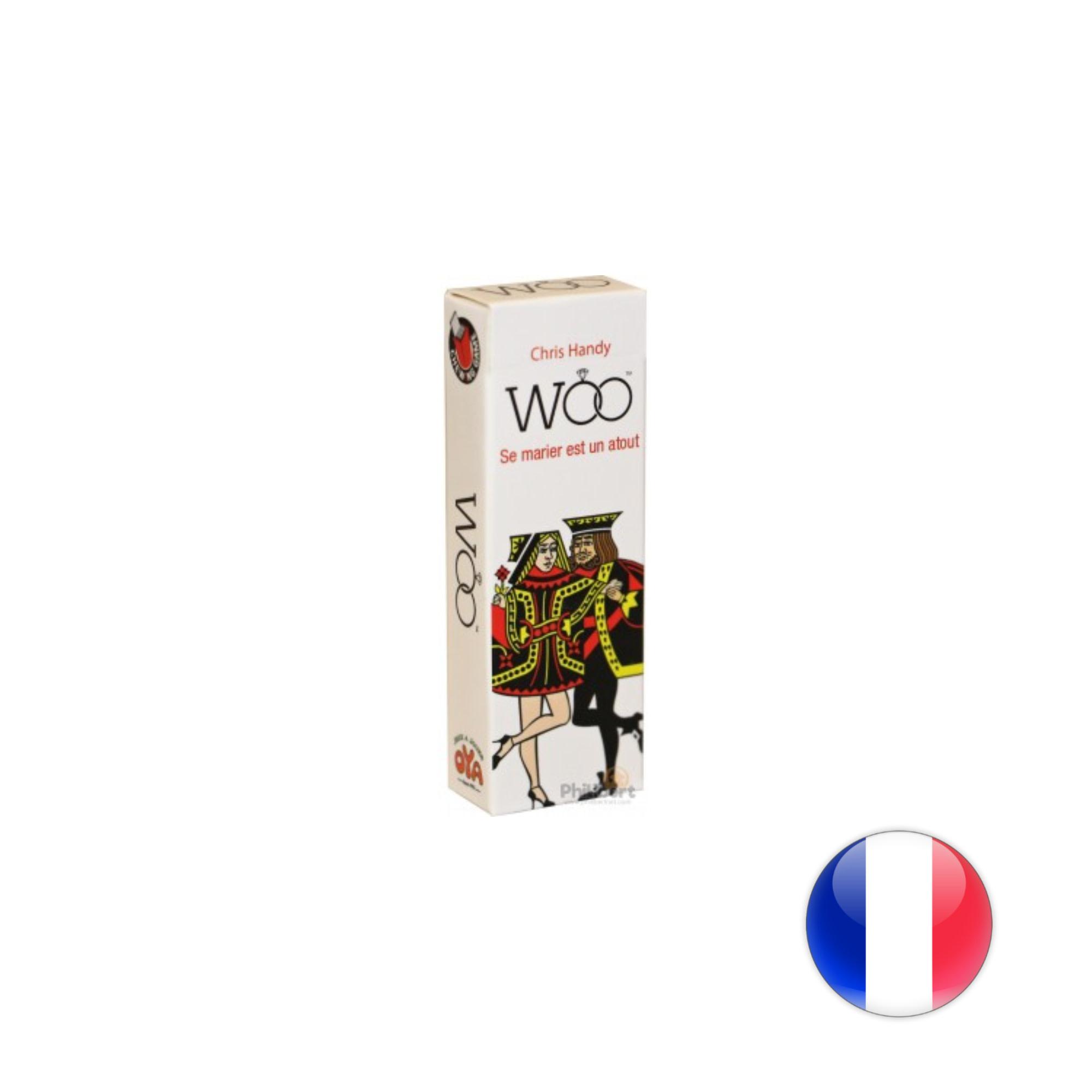 Oya Chewing Game - WOO VF