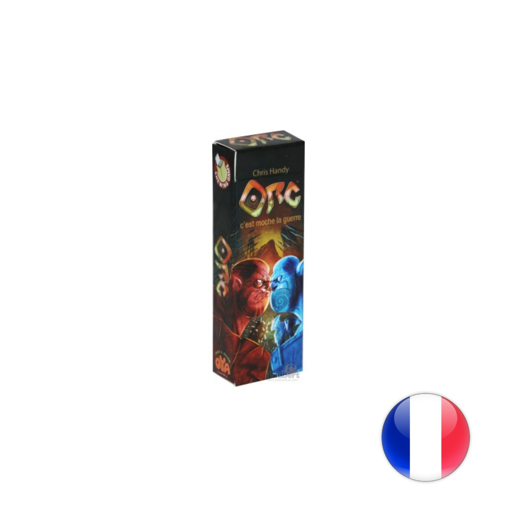 Oya Chewing Game - ORC VF