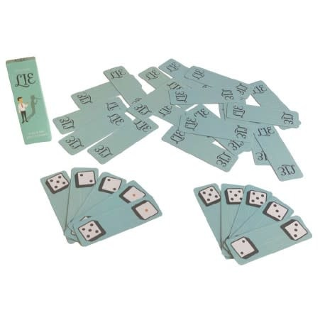 Oya Chewing Game - LIE VF