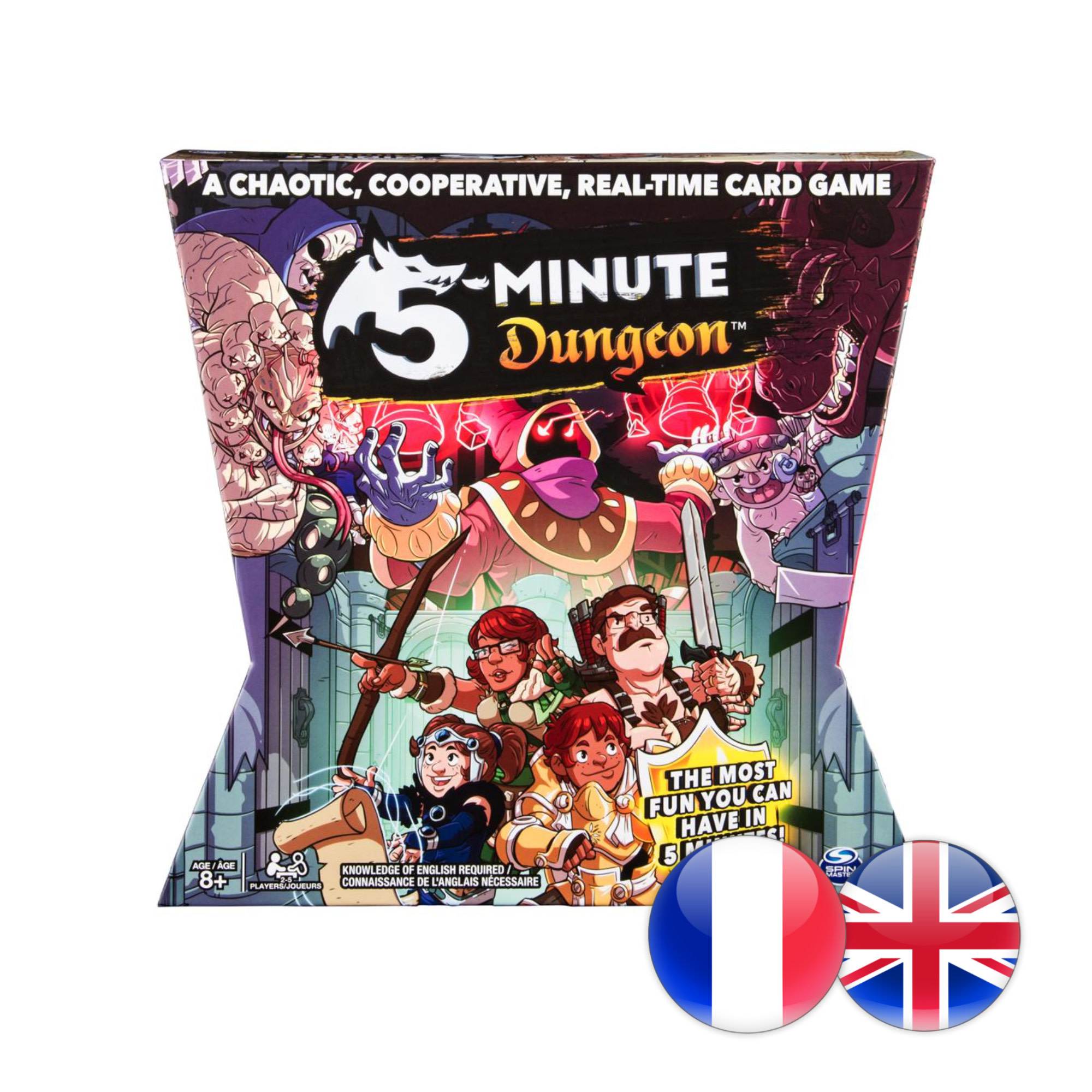 Spin Master 5 minute Dungeon