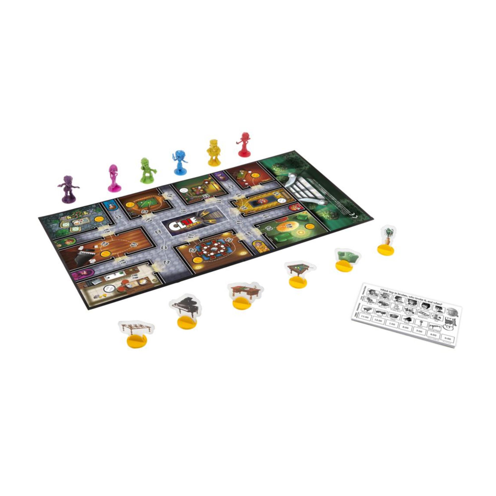 Hasbro Games Clue Junior Multi
