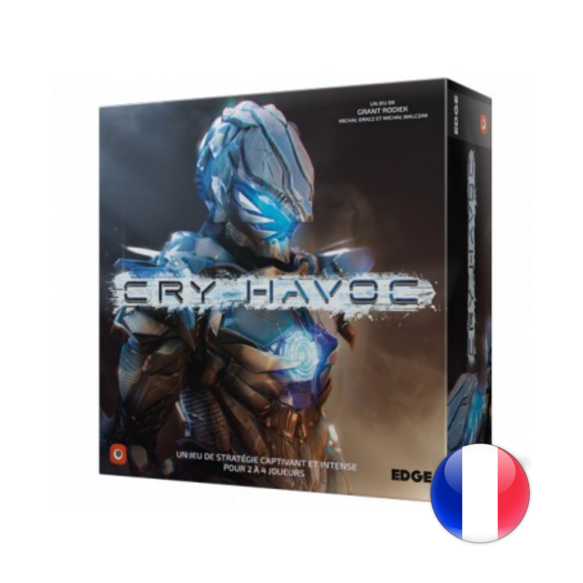 Portal Games Cry Havoc VF