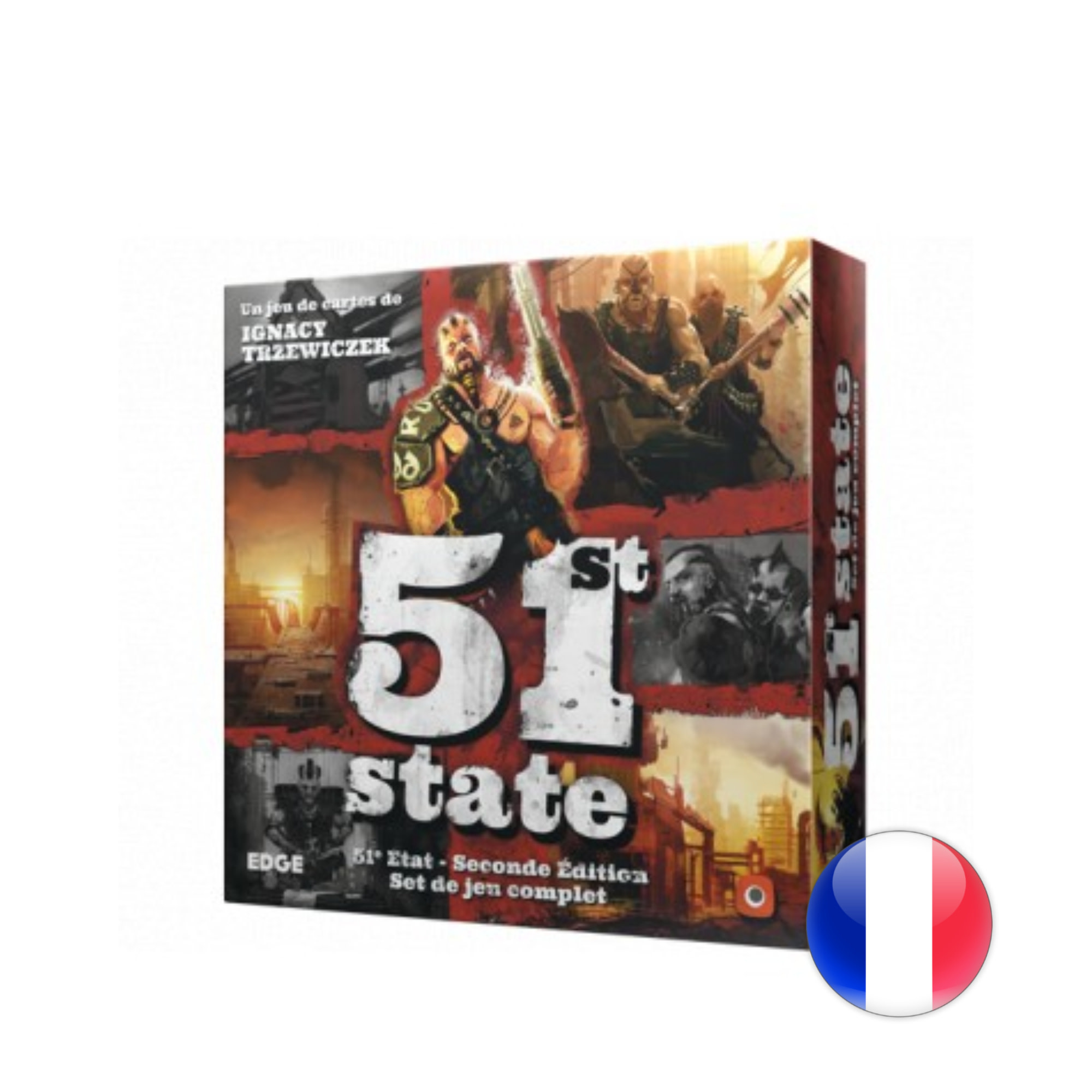 Edge Entertainment 51st State VF