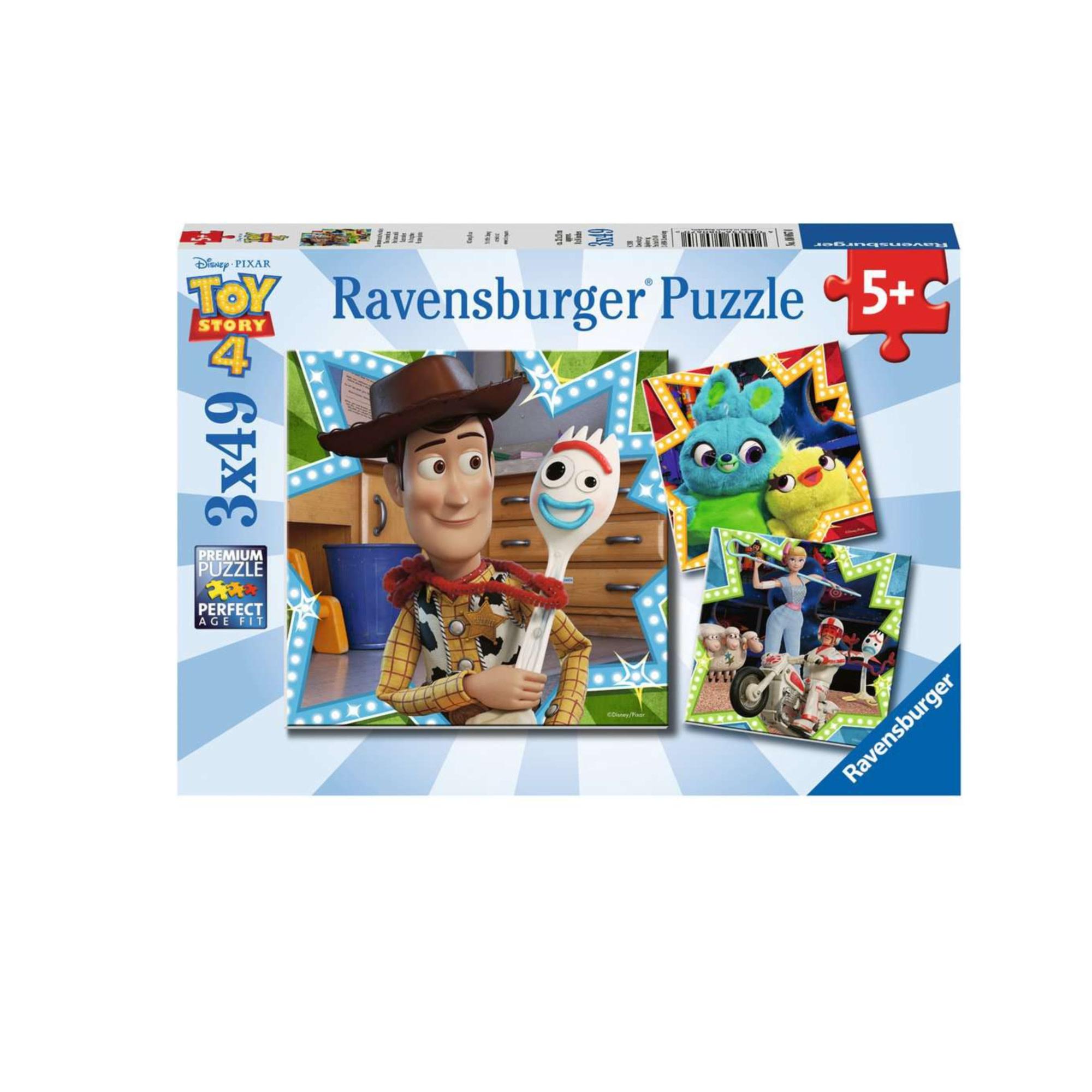 Toy Story 4 Tous ensemble 3x49 5+ puzzle