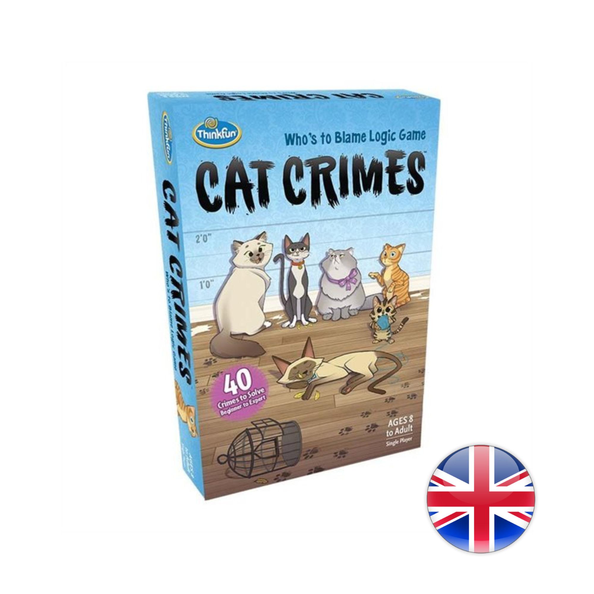 Thinkfun Cat Crimes VA