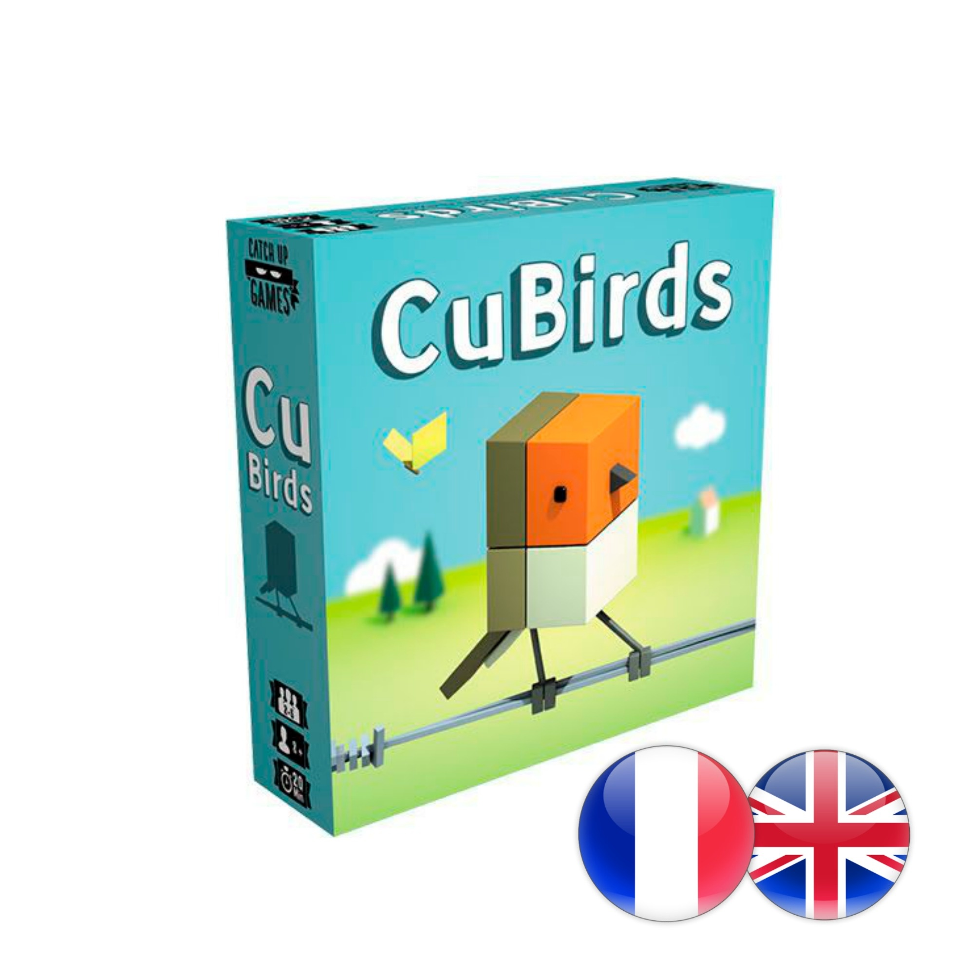 Catch Up Games Cubirds (multi)