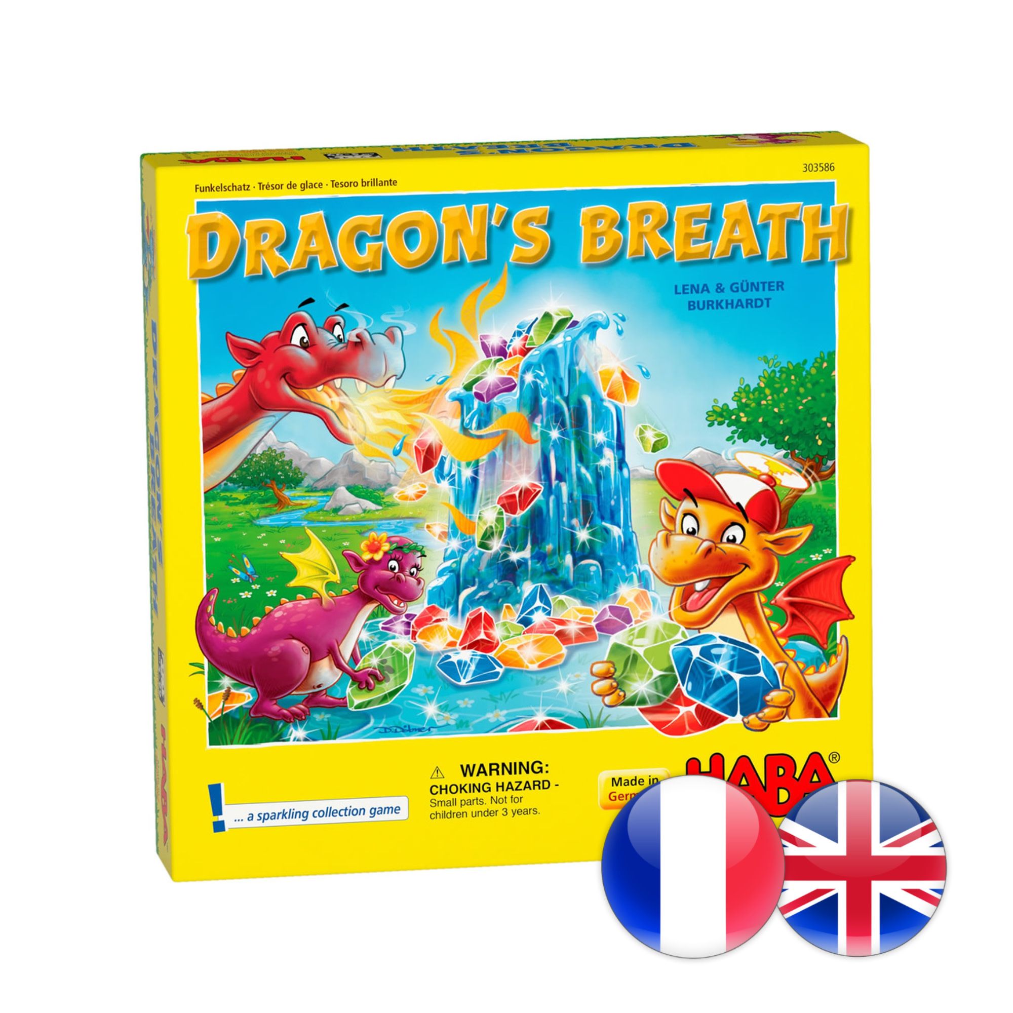 Haba Dragon Breath (multi)