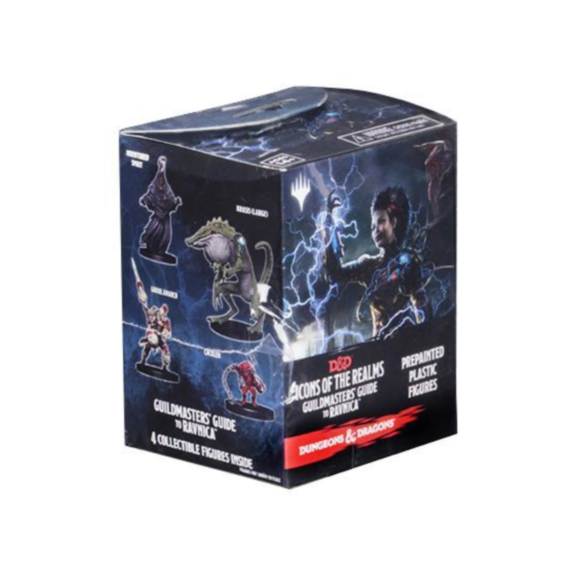Wizkids Games D&D Minis: Icons of the Realms Set 10 Guildmasters' Guide to Ravnica Booster
