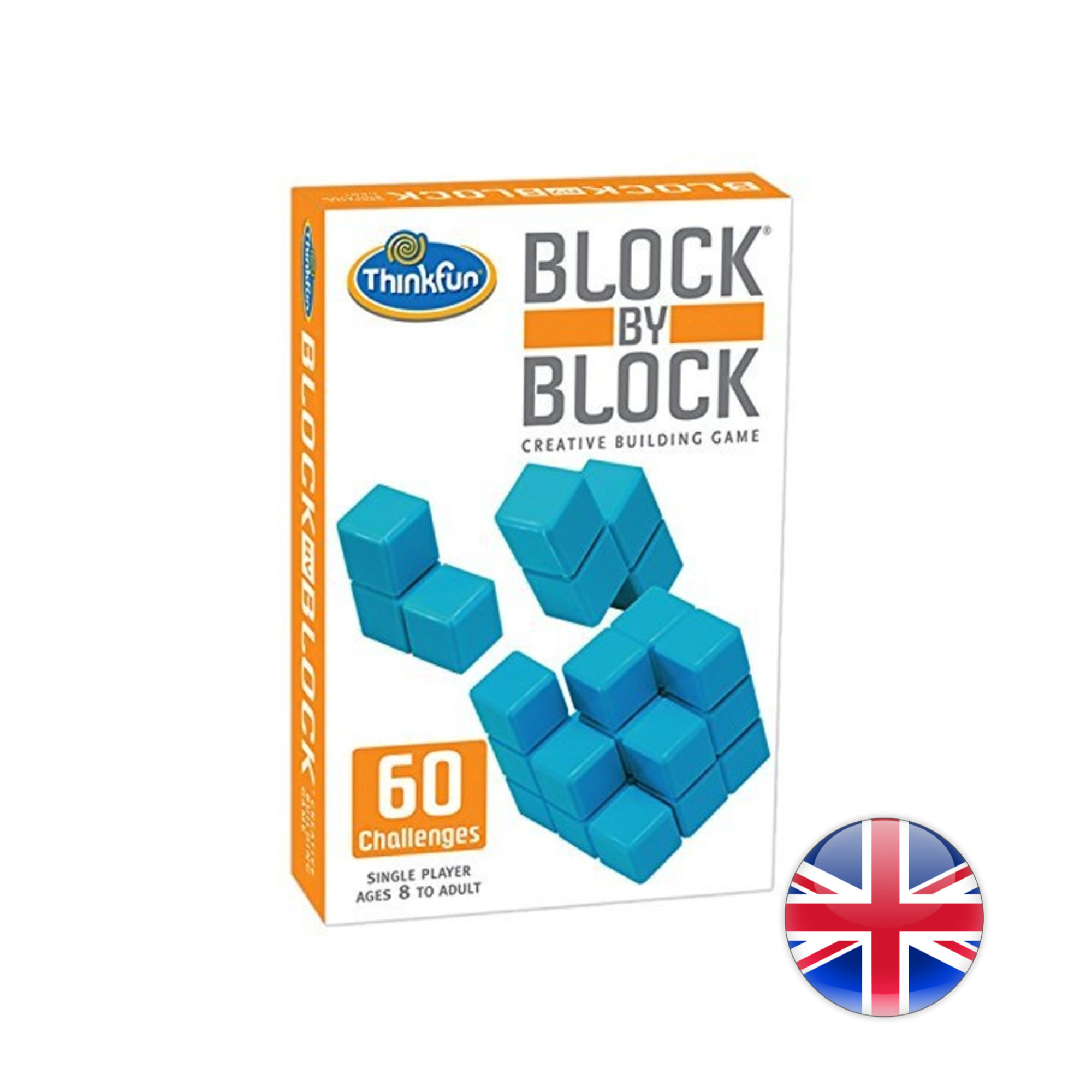 Thinkfun Block by Block VA
