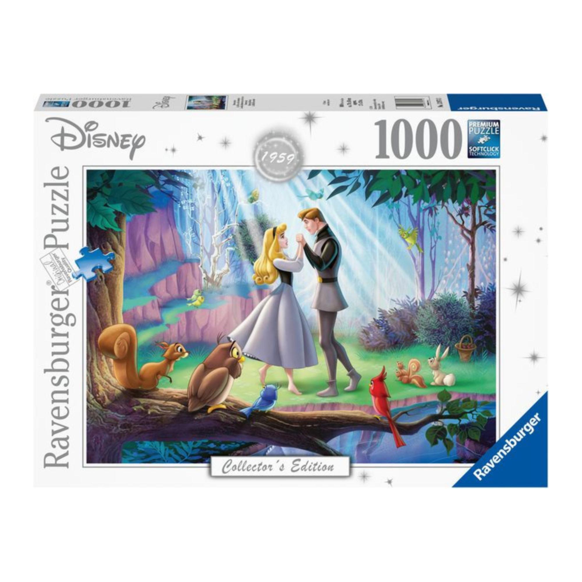Ravensburger Puzzle 1000: Disney Belle au bois dormant