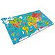 Scratch Puzzle 150: Carte du monde XXL