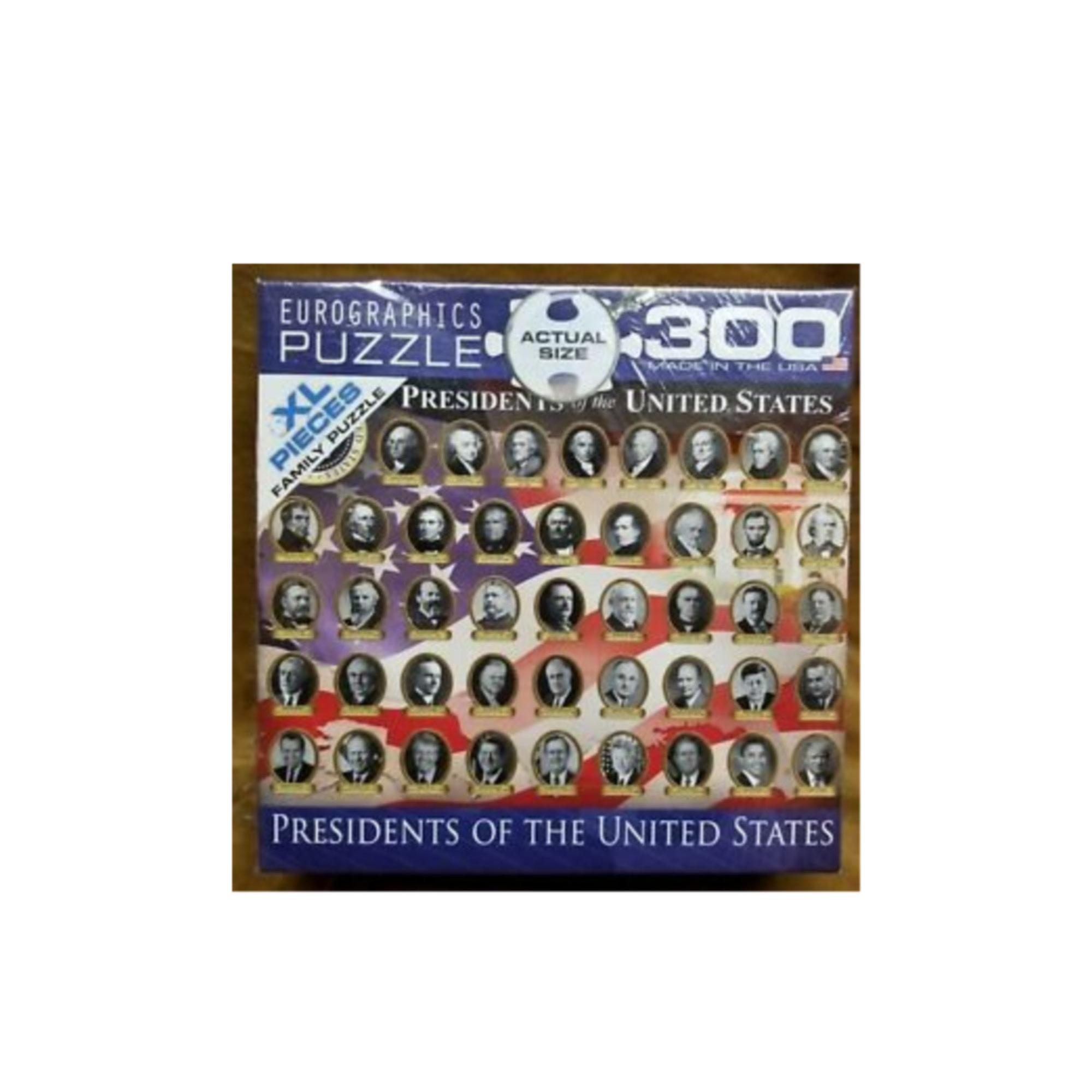 Eurographics US Presidents