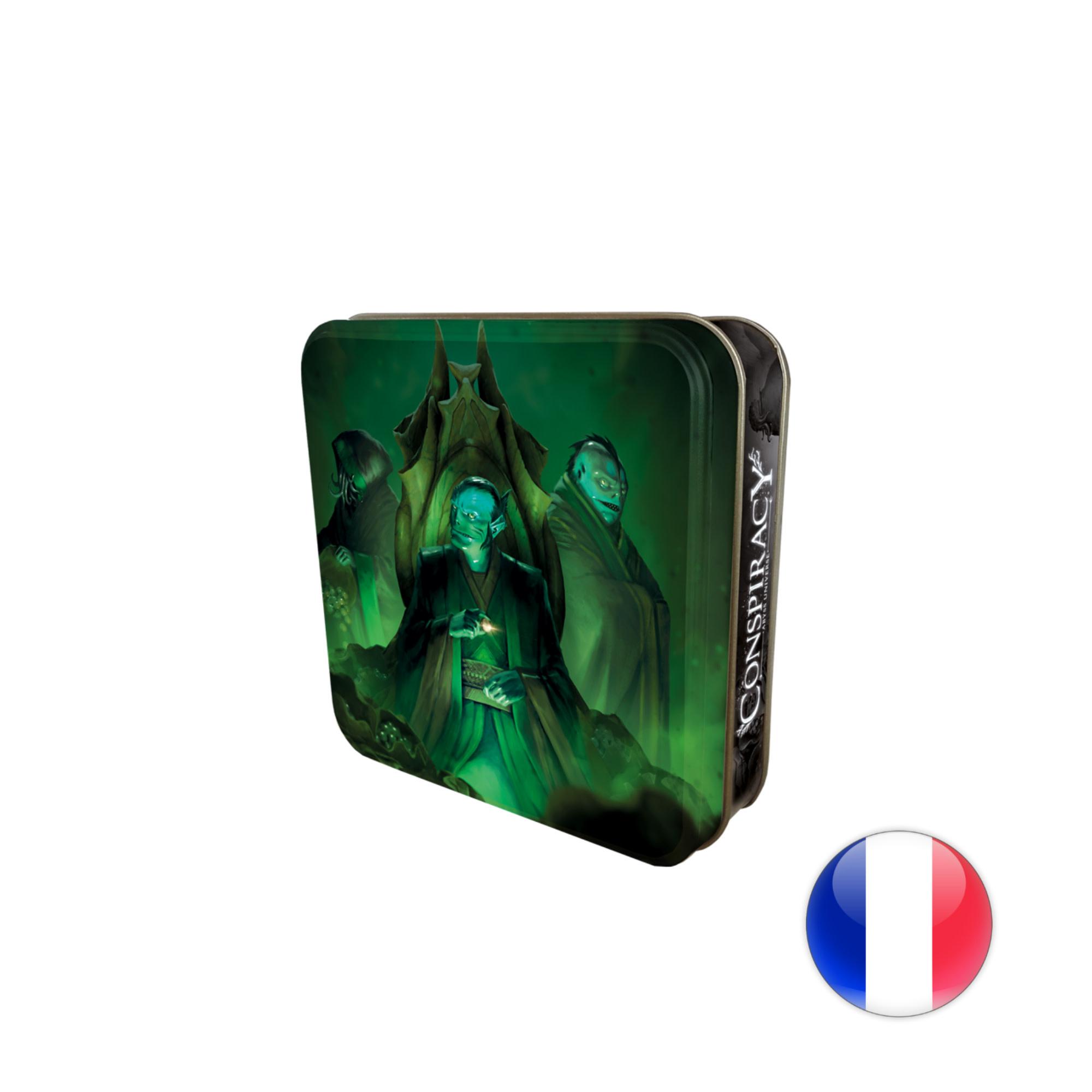 Bombyx Abyss / Conspiracy / version verte