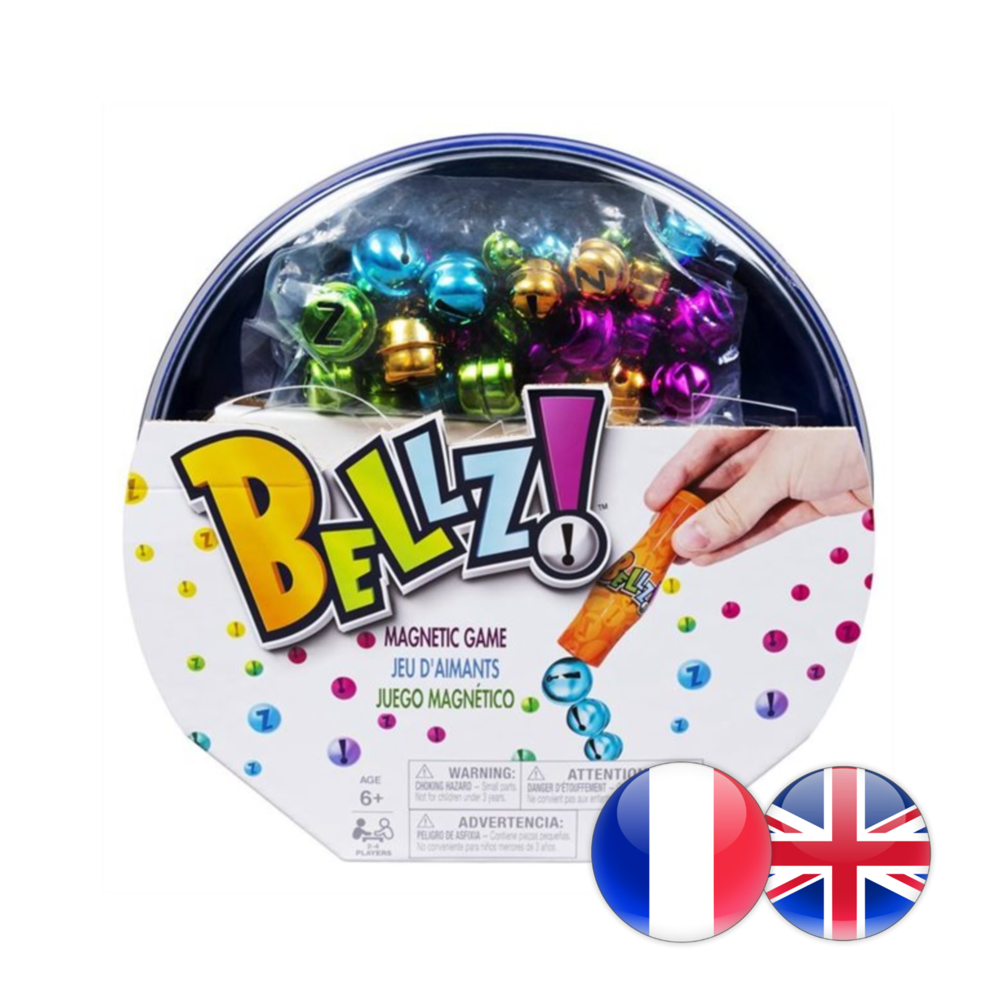 Spin Master Bellz le jeu - Nouvelle version