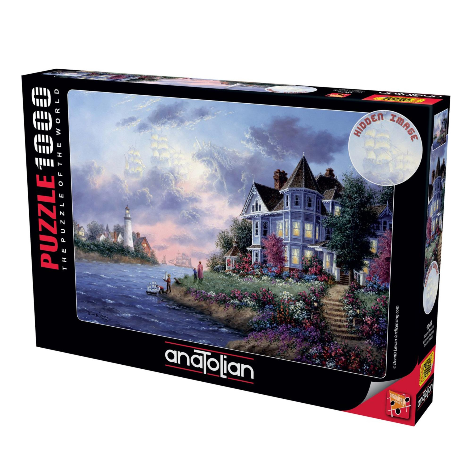Anatolian Puzzle 1000: Victorian Fantasy