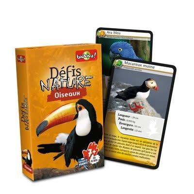 BioViva Défis Nature / Oiseaux