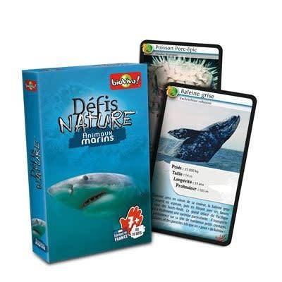BioViva Defis Nature / Animaux Marins