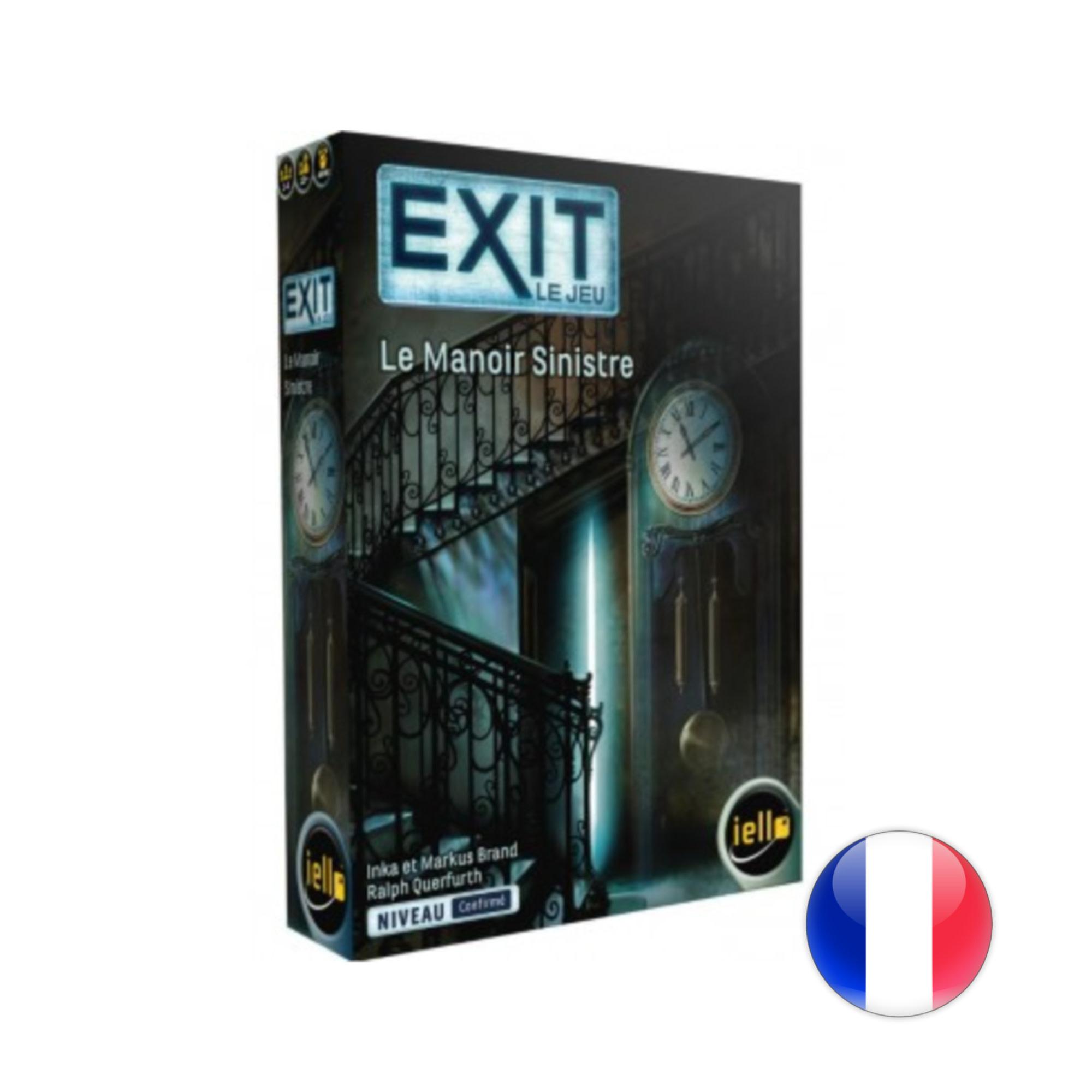 IELLO Exit: Le manoir sinistre